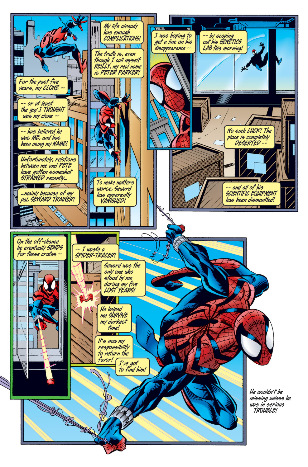 The Amazing Spider-Man (1963) 411 Page 4