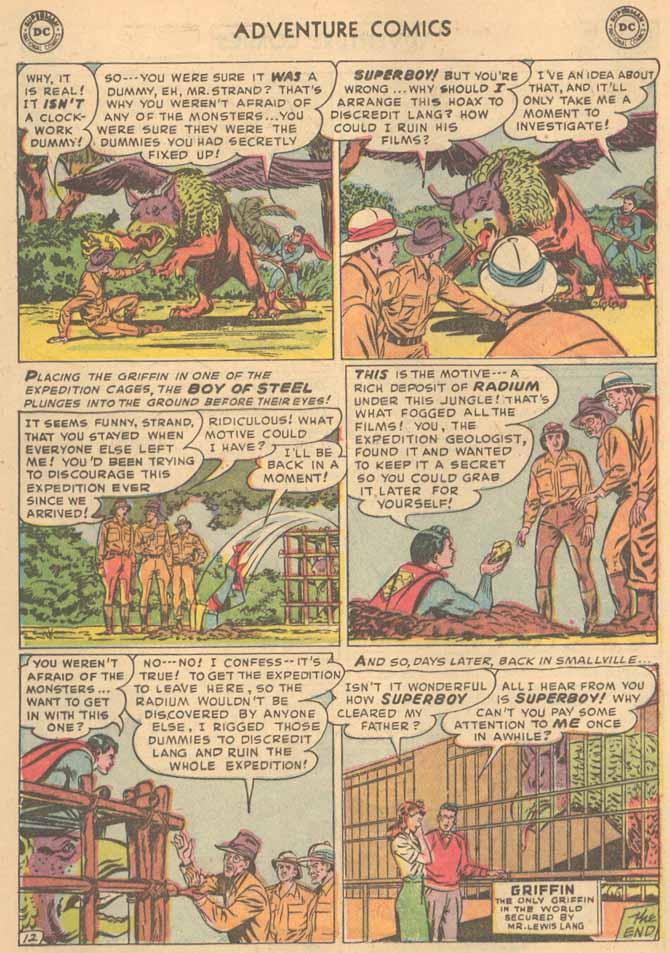 Read online Adventure Comics (1938) comic -  Issue #185 - 14