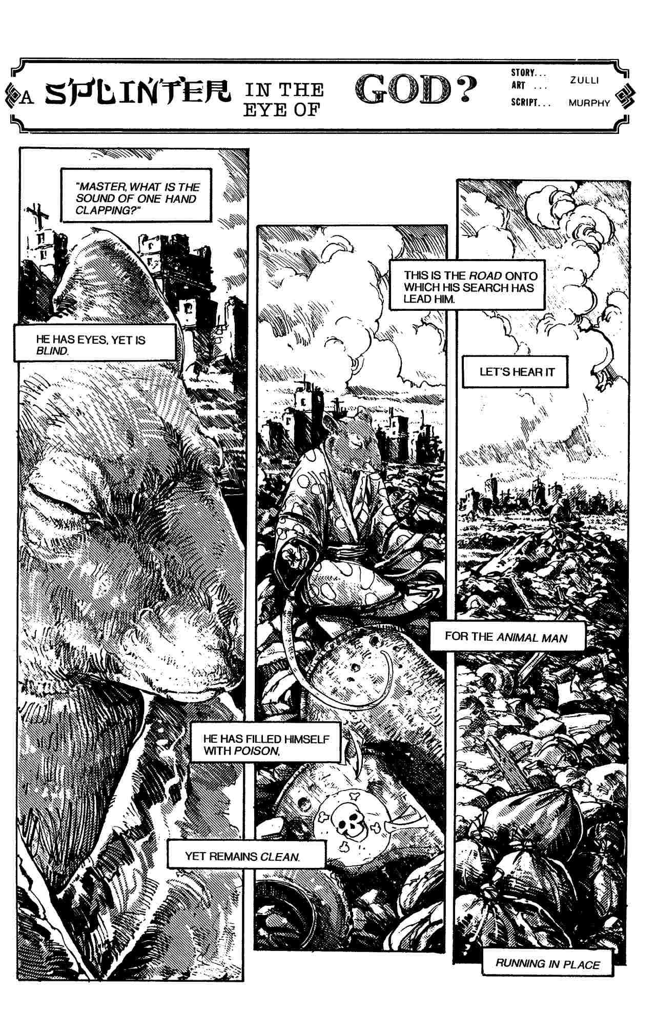 Read online Shell Shock comic -  Issue # Full - 173