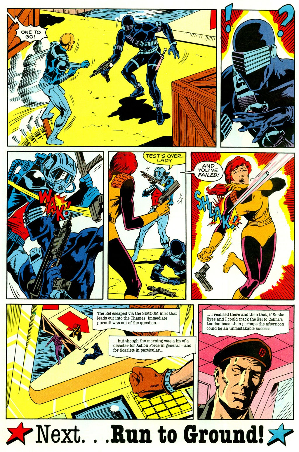 G.I. Joe European Missions issue 9 - Page 28