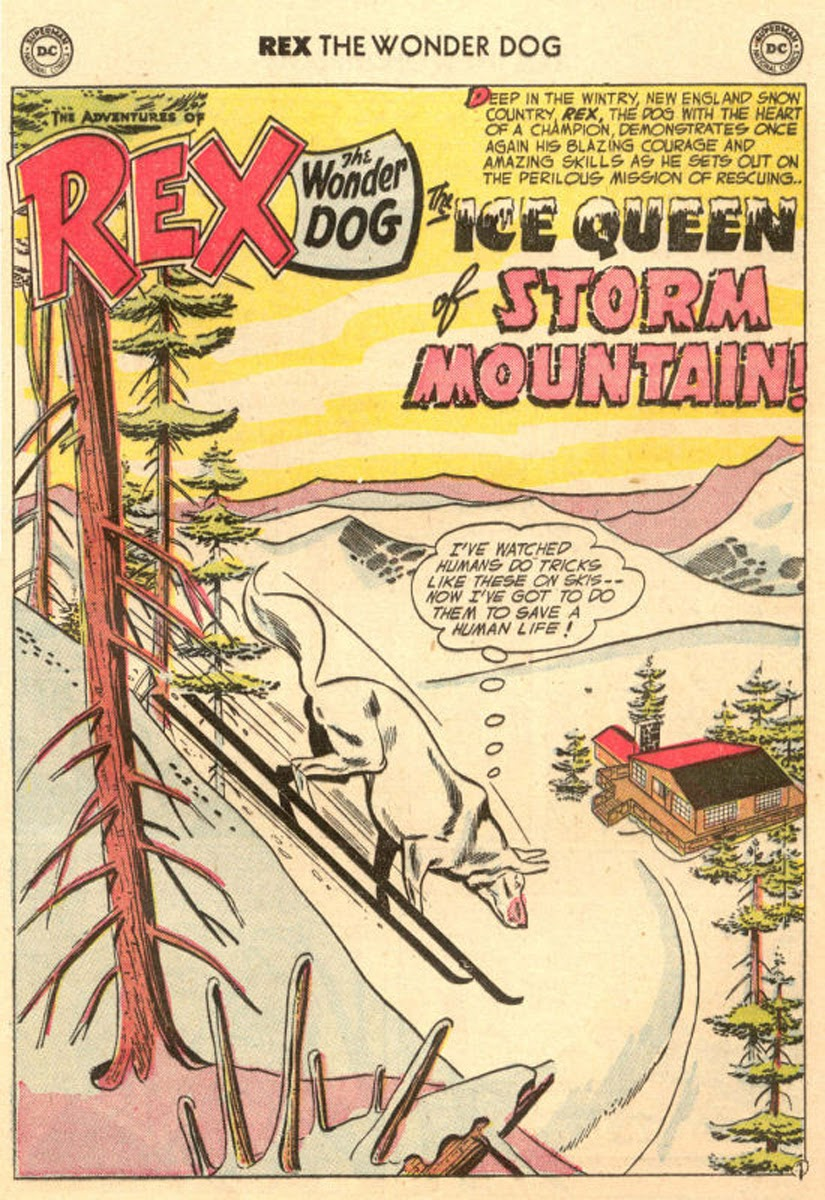 The Adventures of Rex the Wonder Dog issue 20 - Page 25