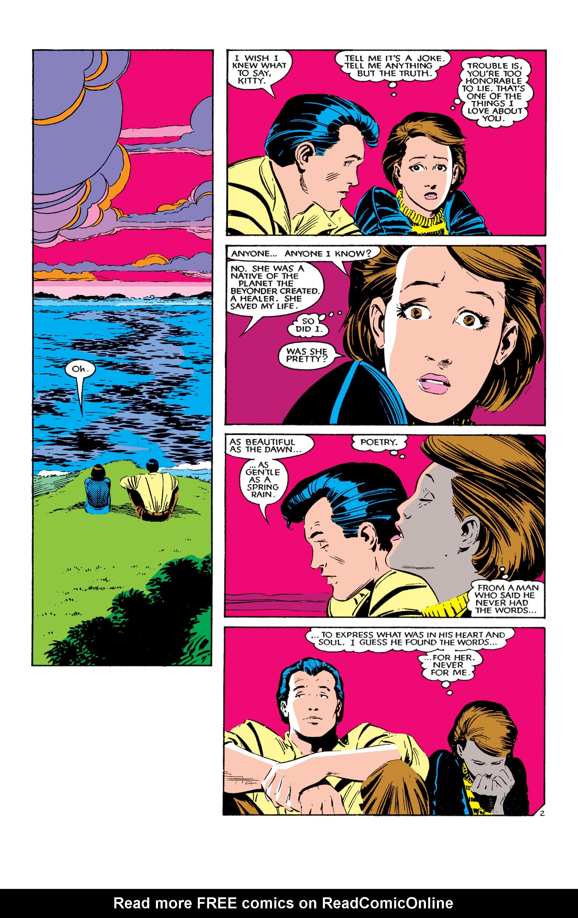 Read online Uncanny X-Men (1963) comic -  Issue #183 - 3