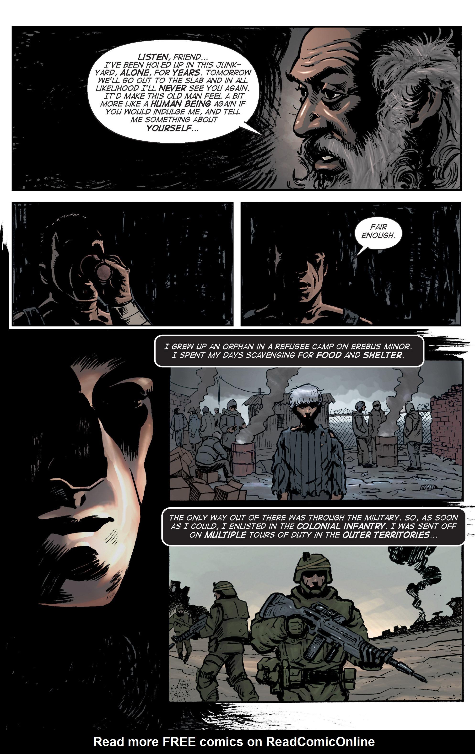 Read online Planetoid comic -  Issue # TPB - 35