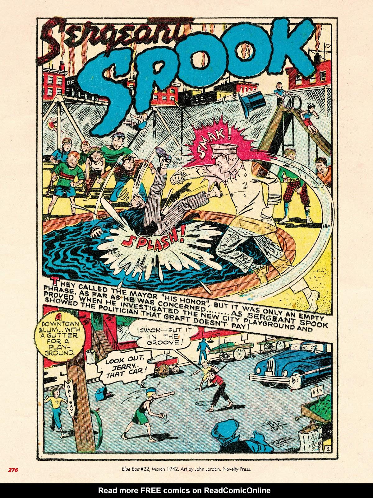 Read online Super Weird Heroes comic -  Issue # TPB 1 (Part 3) - 76
