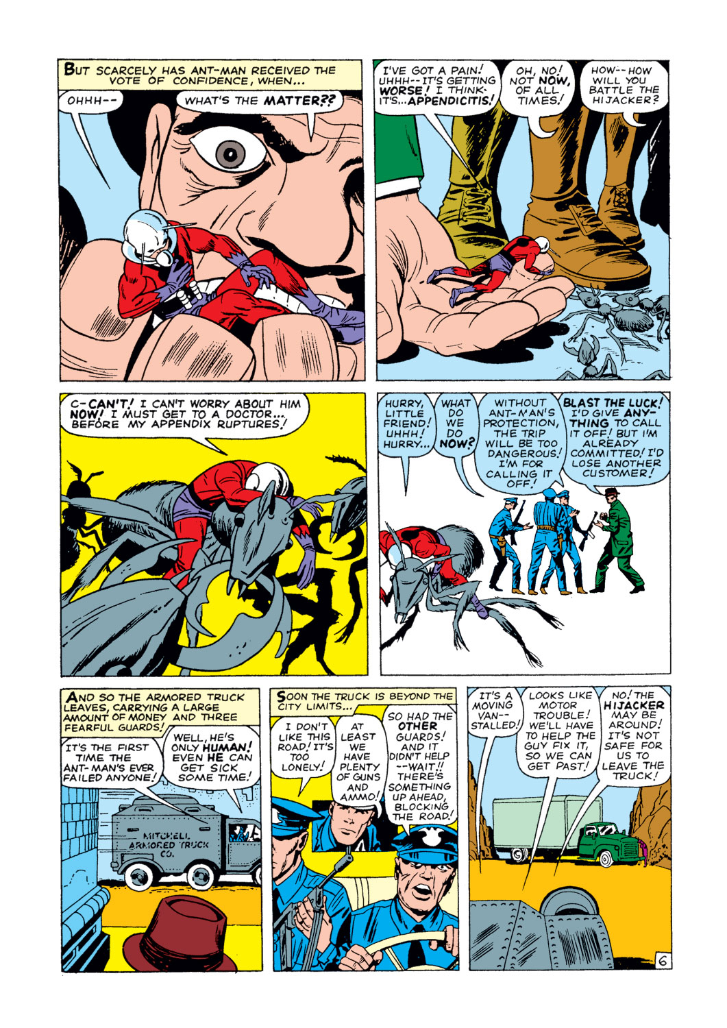 Tales to Astonish (1959) issue 40 - Page 7