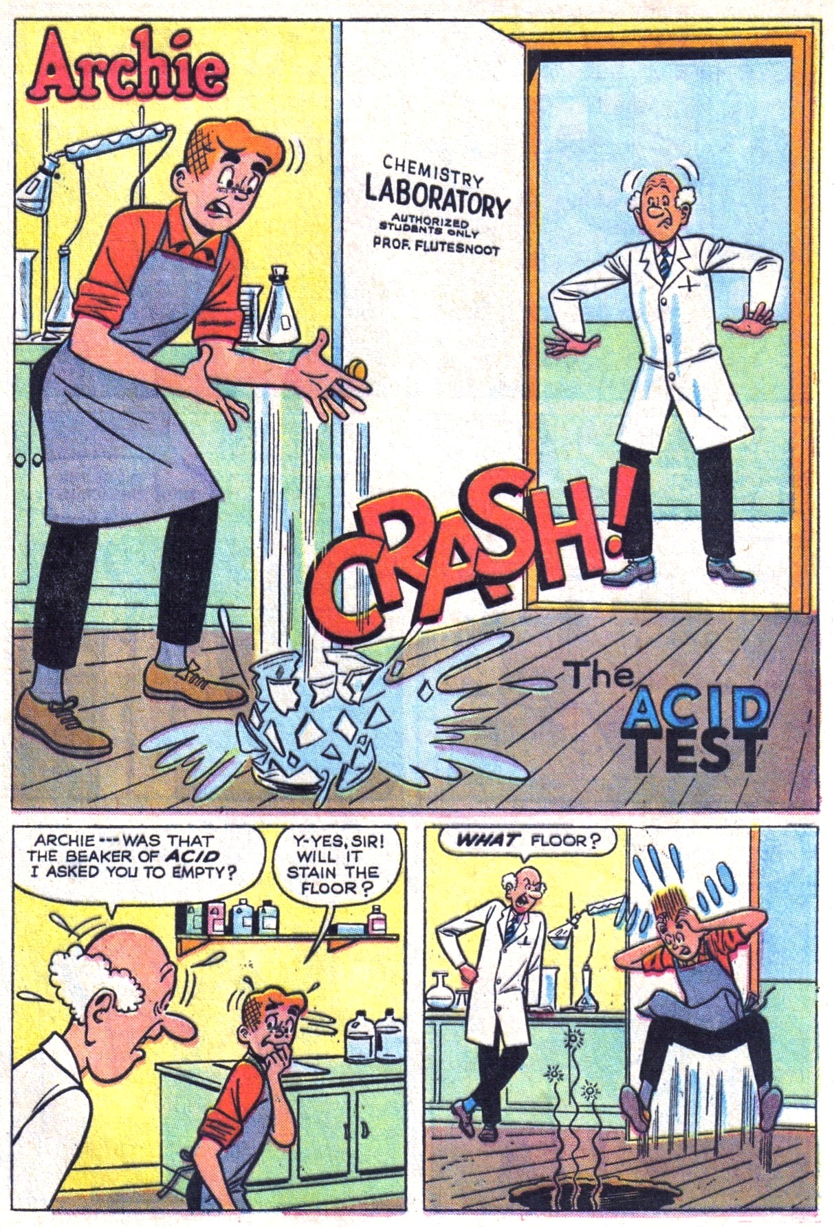 Read online Archie (1960) comic -  Issue #150 - 13