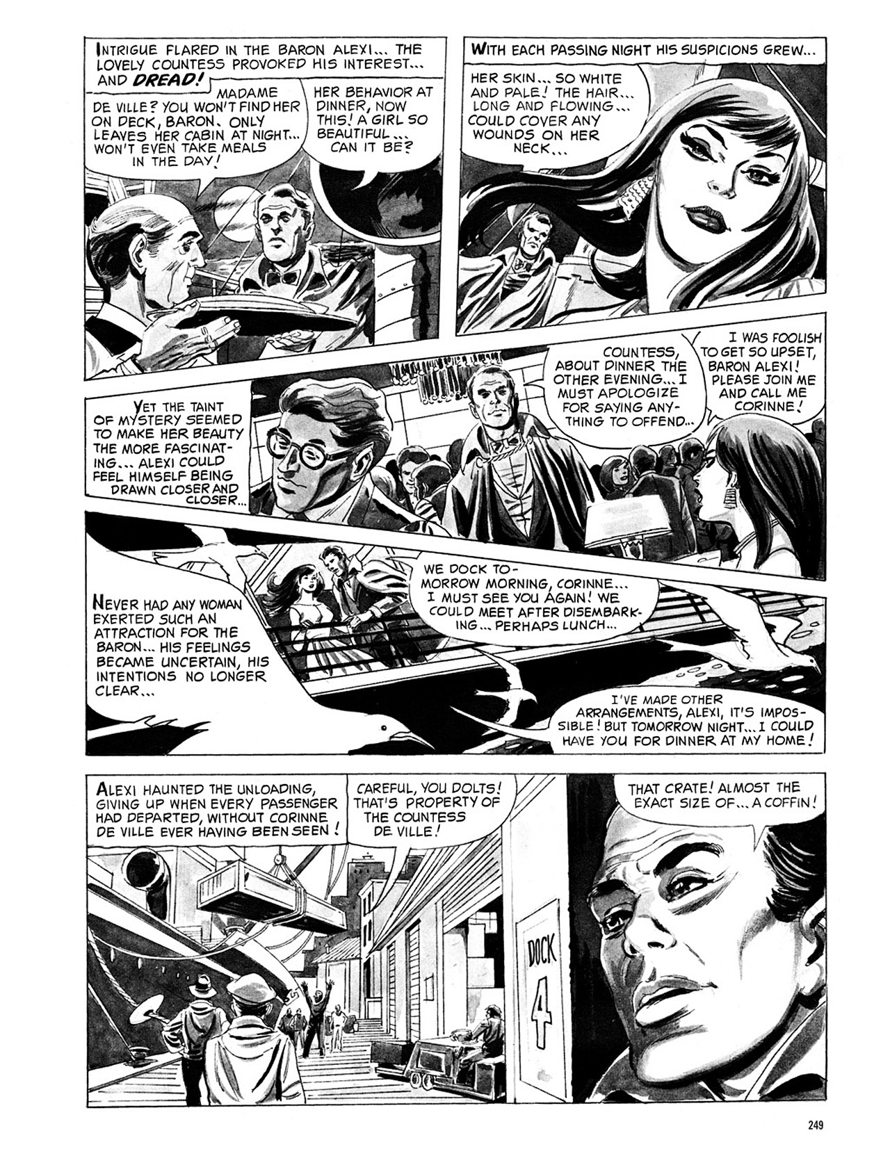 Read online Eerie Archives comic -  Issue # TPB 1 - 250