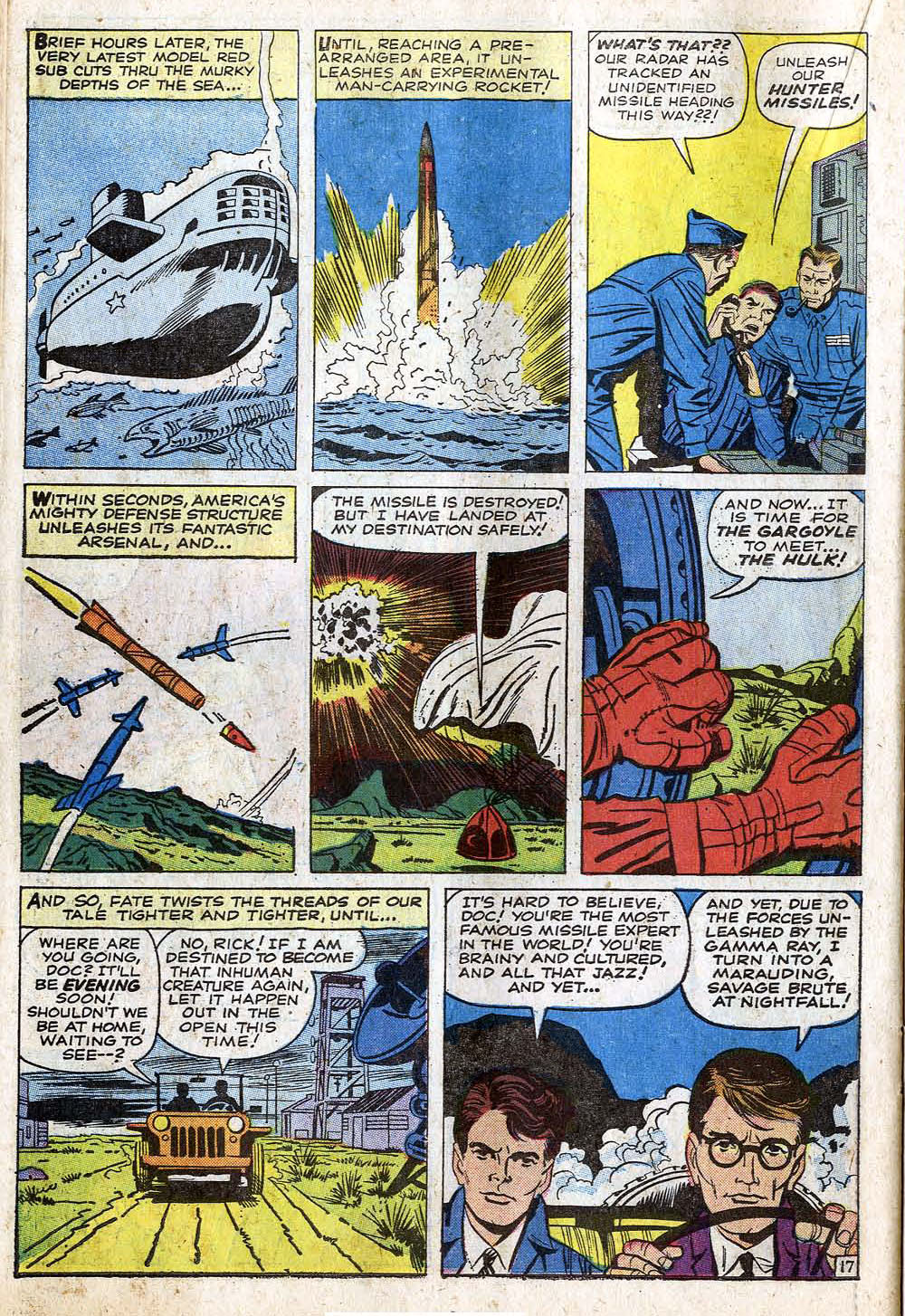 The Incredible Hulk (1962) issue 1 - Page 22