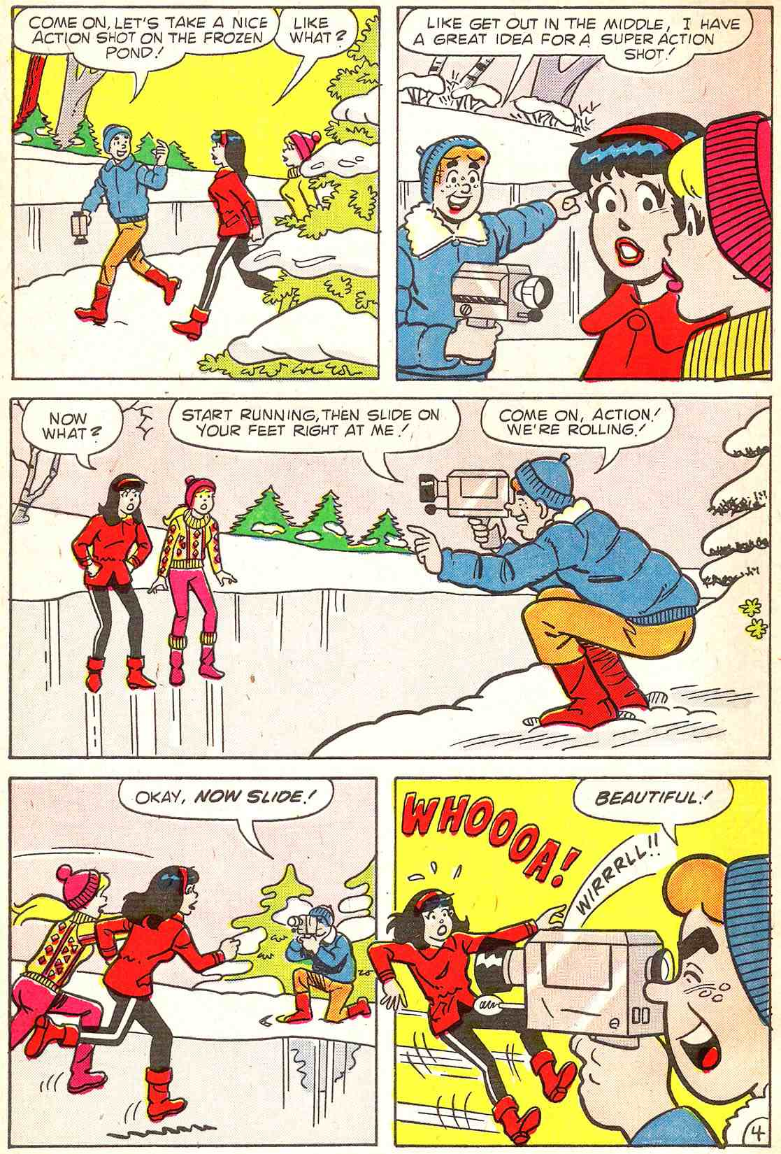 Read online Archie's Girls Betty and Veronica comic -  Issue #341 - 6