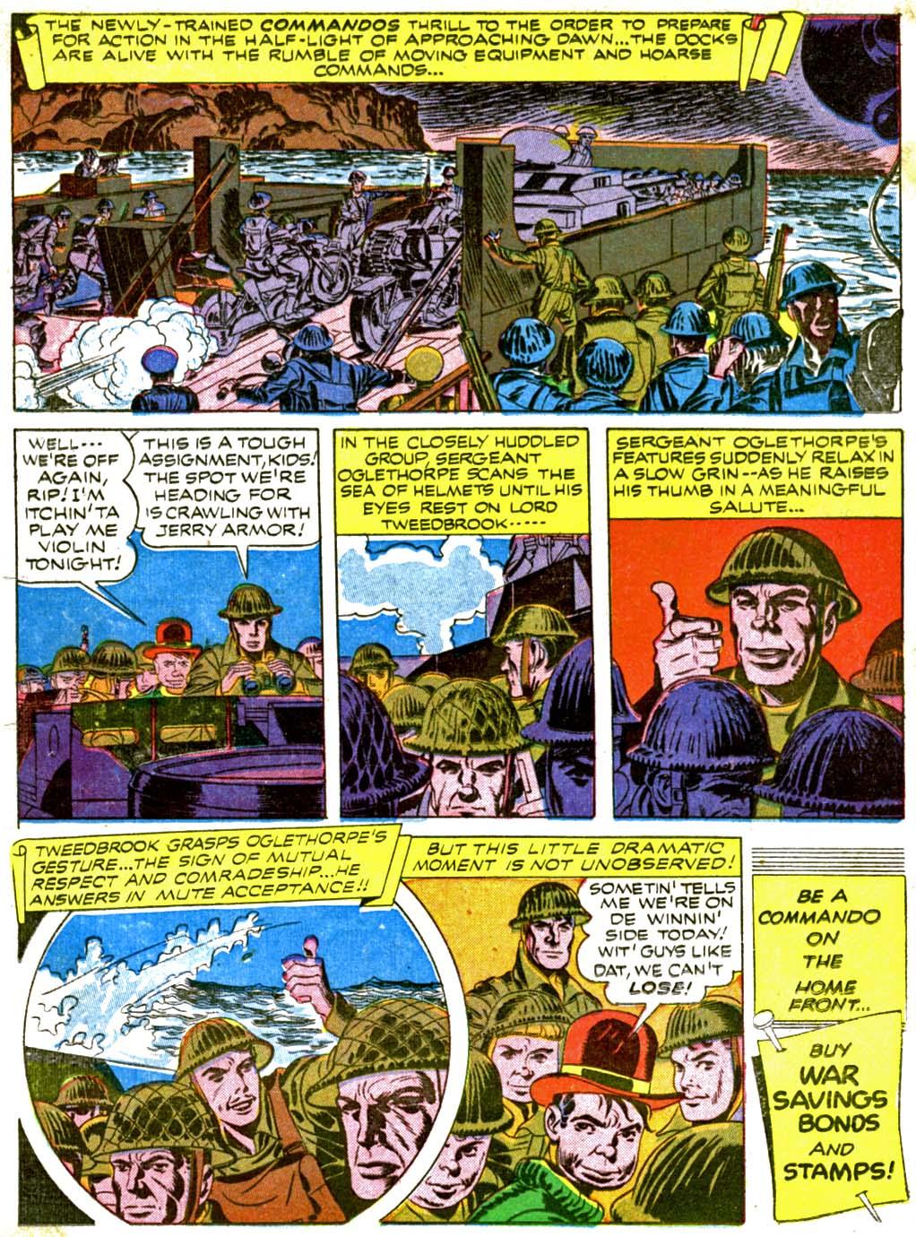 Boy Commandos issue 2 - Page 29