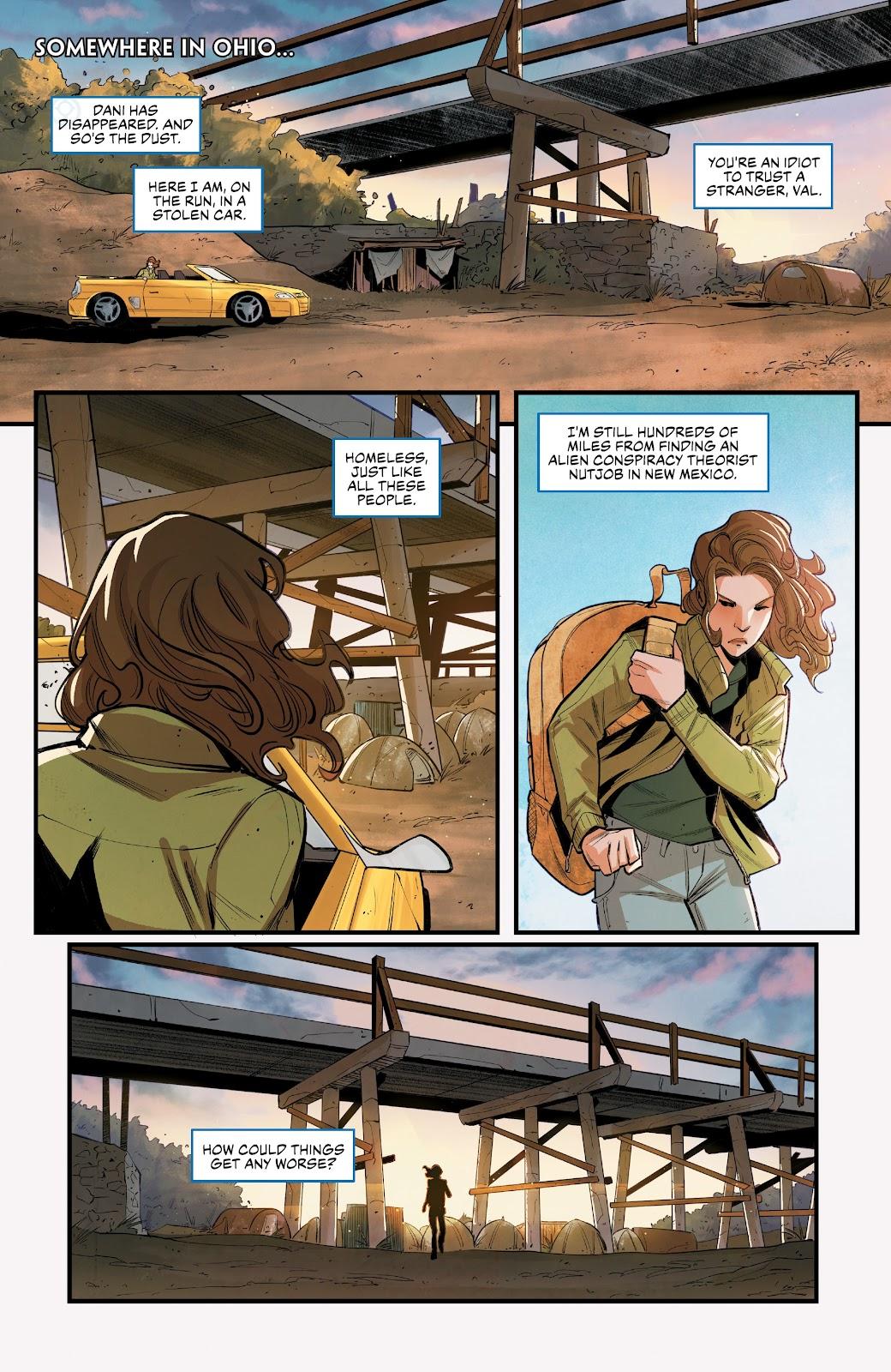 Read online Summit comic -  Issue #12 - 3
