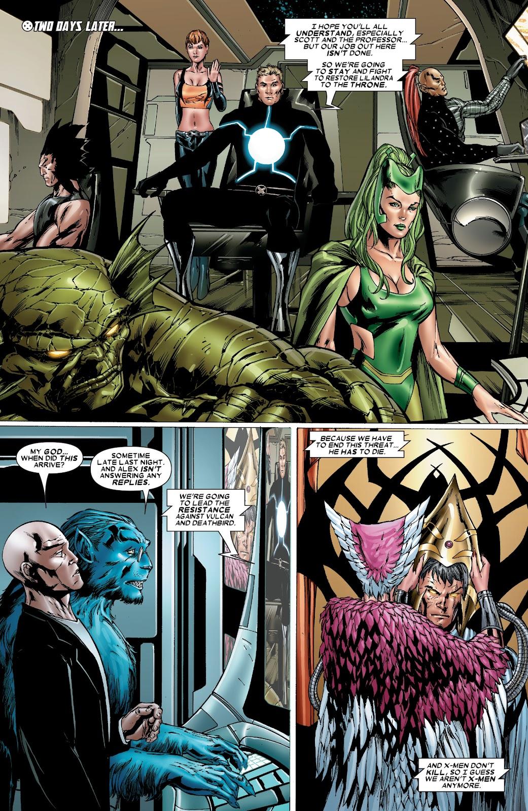 Uncanny X-Men (1963) issue 486 - Page 24