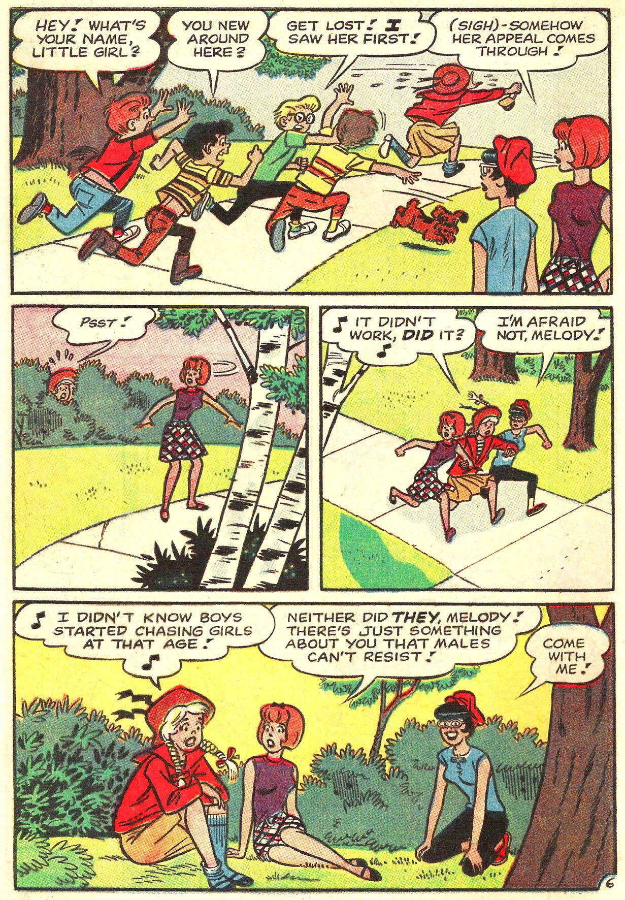 Read online She's Josie comic -  Issue #23 - 8