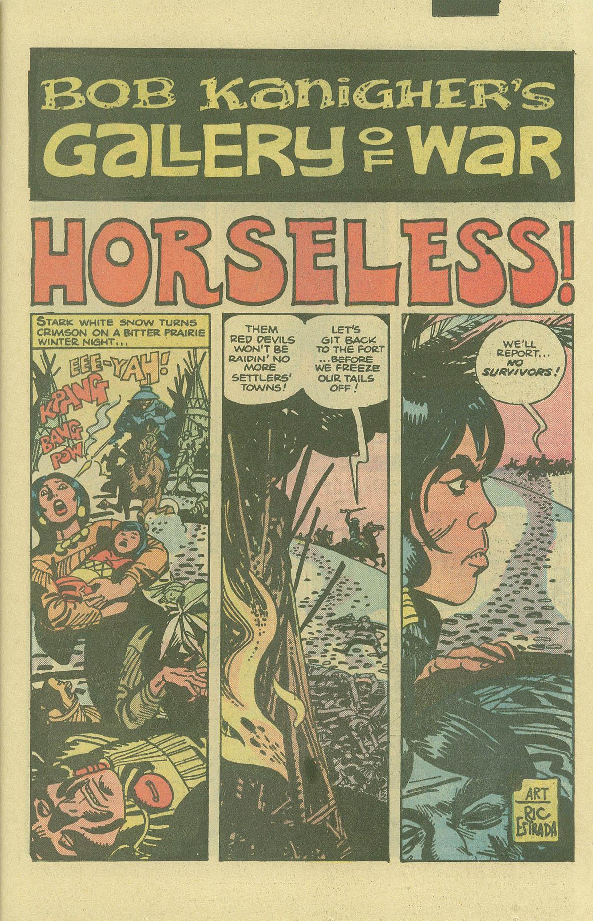 Read online Sgt. Rock comic -  Issue #402 - 24
