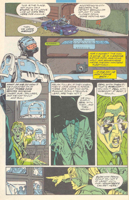 Read online Robocop (1990) comic -  Issue #16 - 12