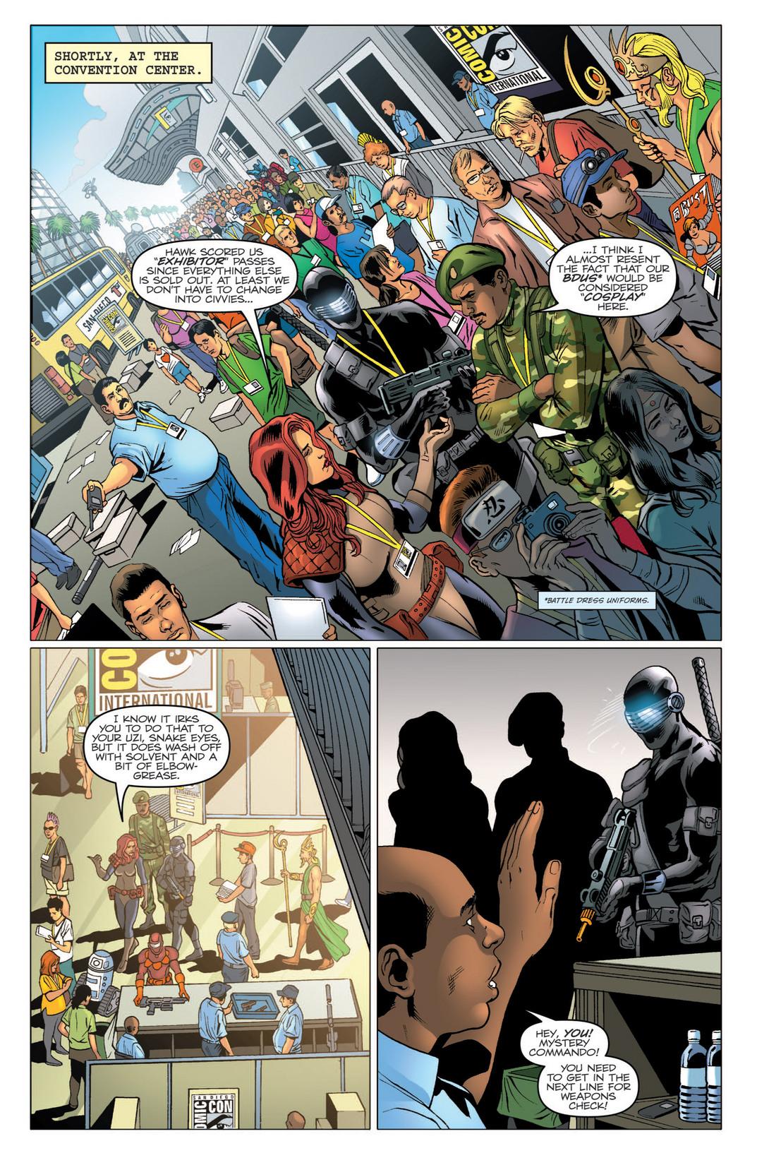 G.I. Joe: A Real American Hero 180 Page 8