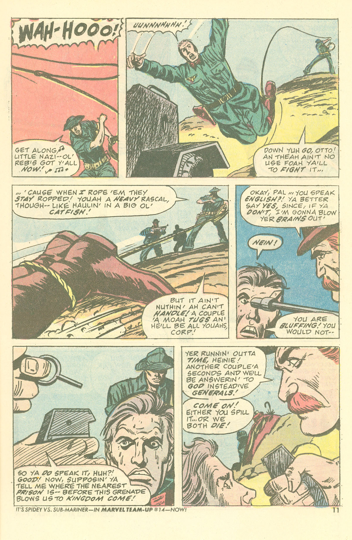 Read online Sgt. Fury comic -  Issue #115 - 13