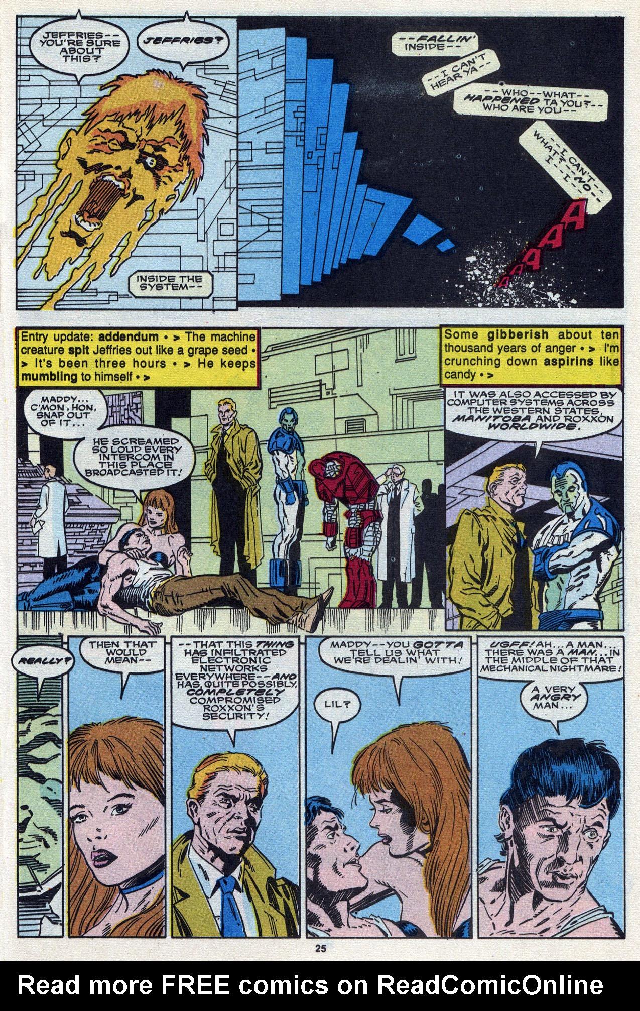 Read online Alpha Flight (1983) comic -  Issue #87 - 26