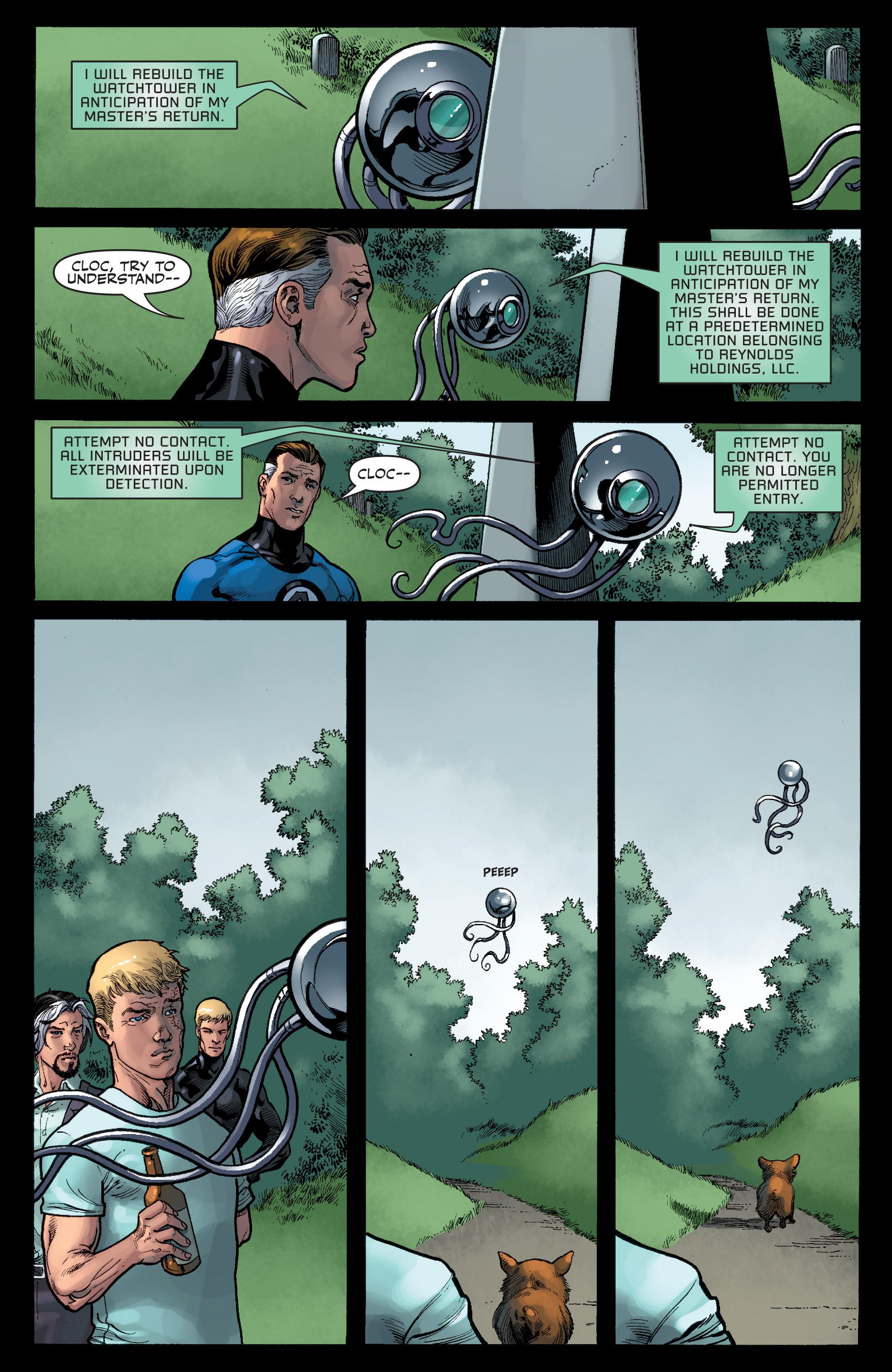 Read online Sentry: Fallen Sun comic -  Issue # Full - 15