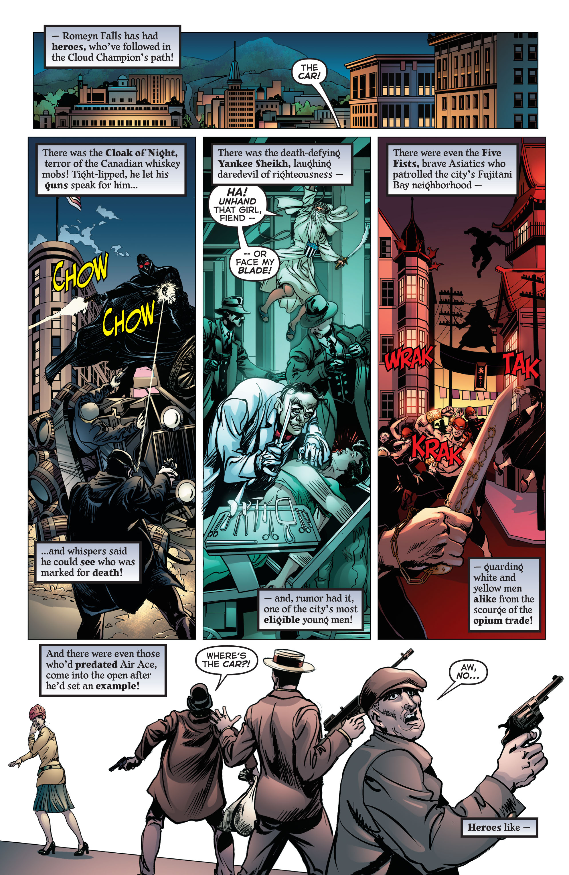 Read online Astro City comic -  Issue #38 - 3
