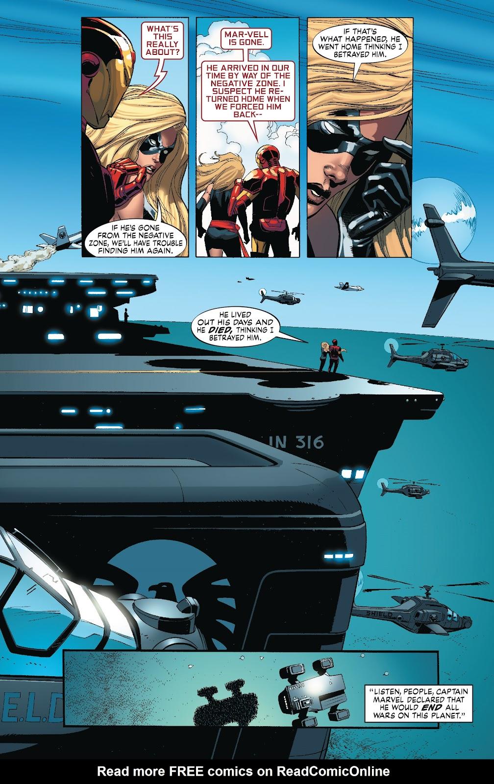 Read online Secret Invasion: Rise of the Skrulls comic -  Issue # TPB (Part 4) - 64
