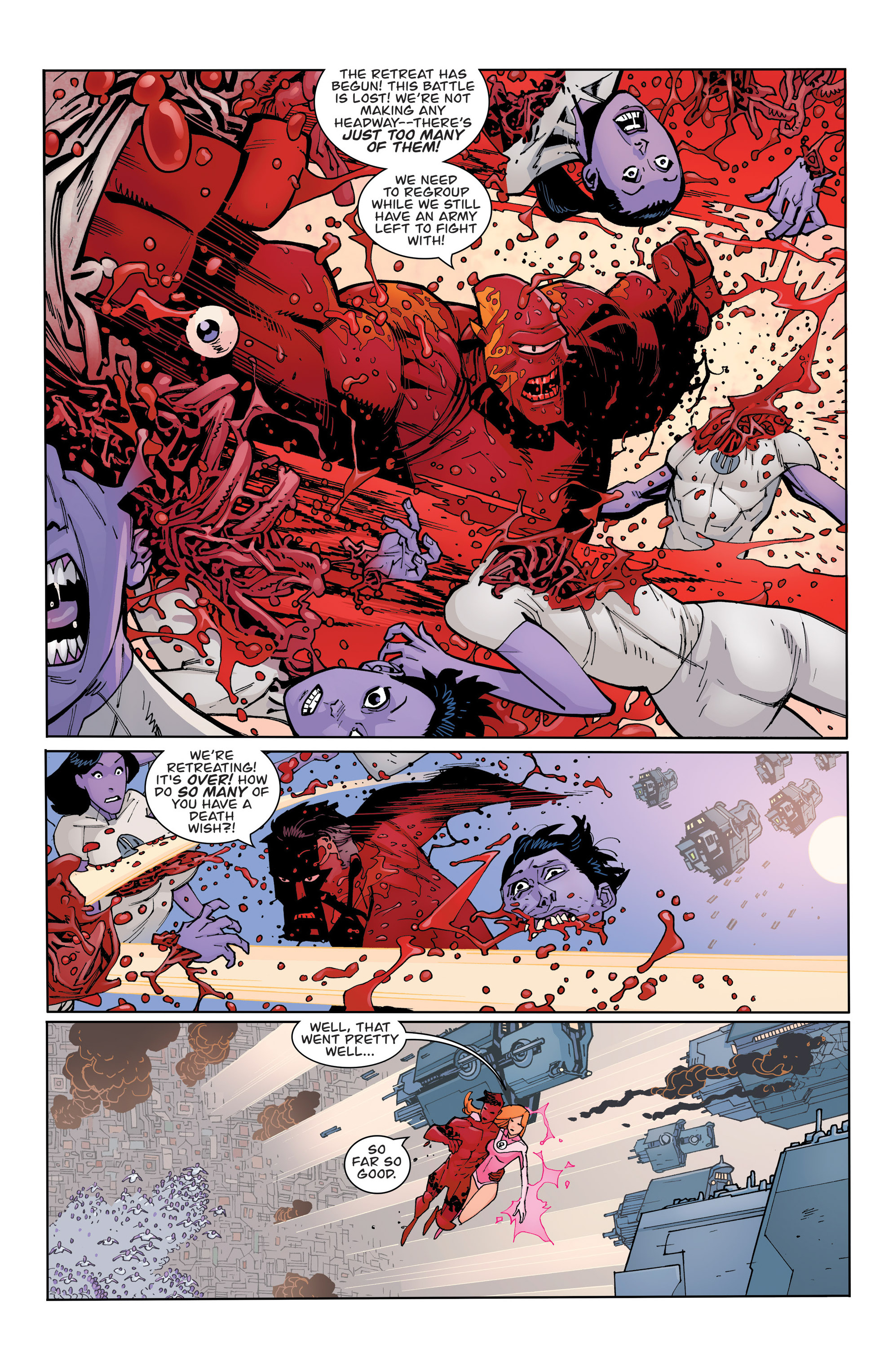 Read online Invincible comic -  Issue #136 - 18