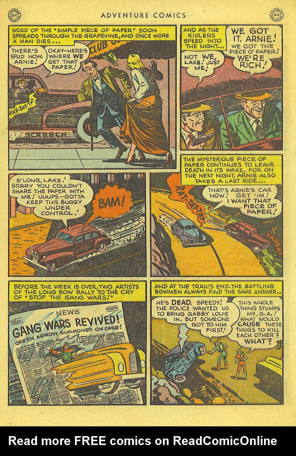 Read online Adventure Comics (1938) comic -  Issue #127 - 4