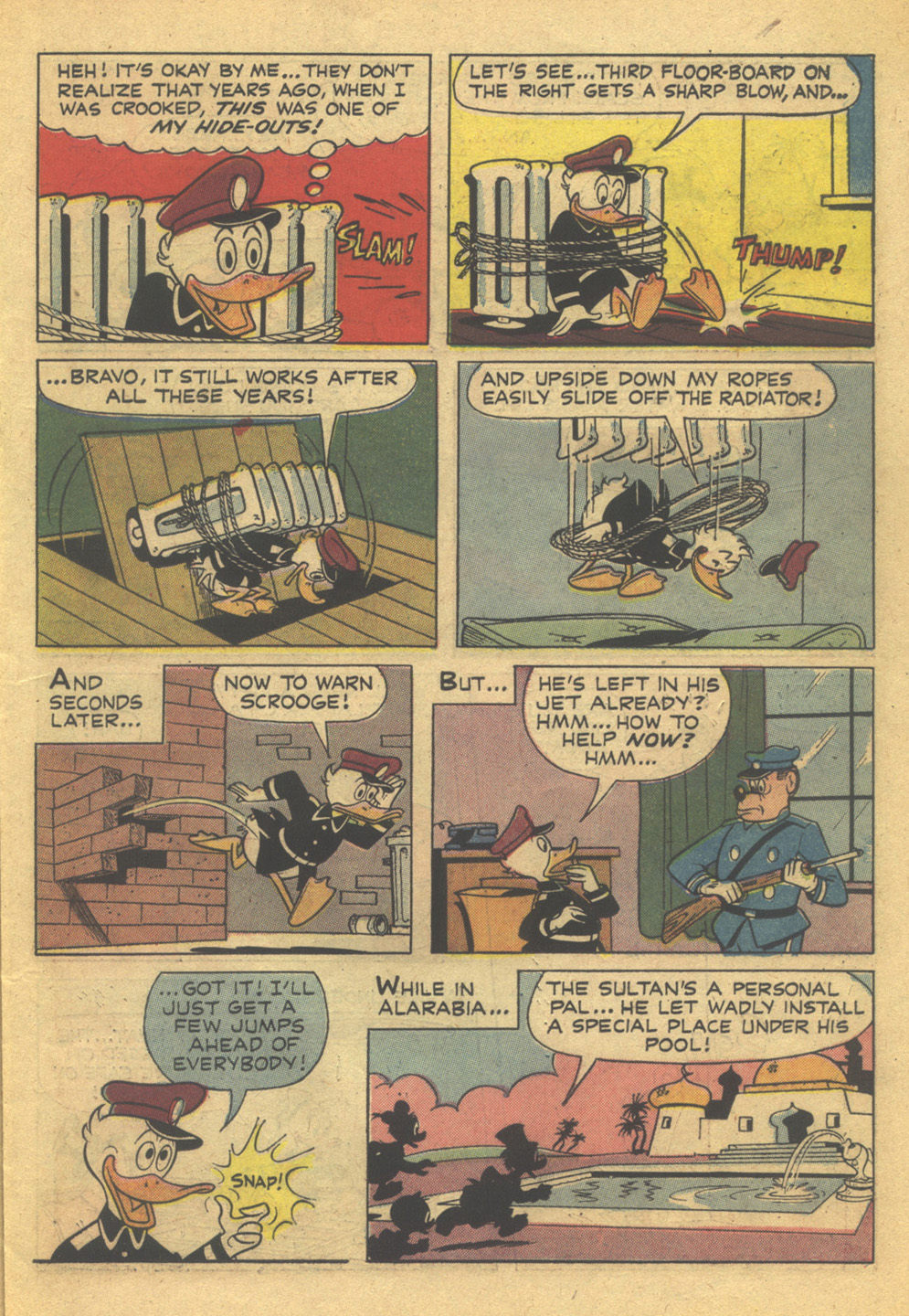 Read online Uncle Scrooge (1953) comic -  Issue #77 - 10