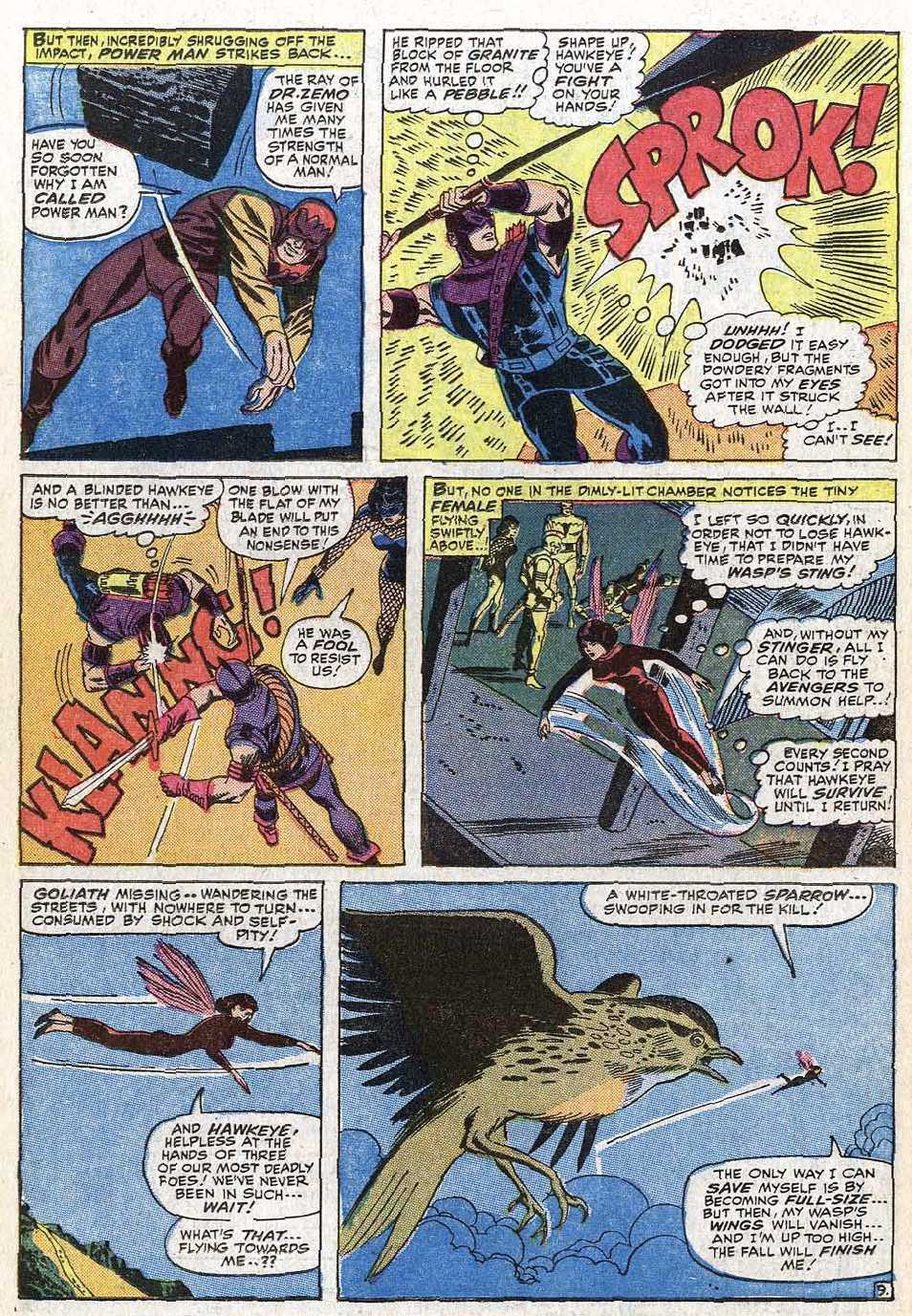 The Avengers (1963) 29 Page 13