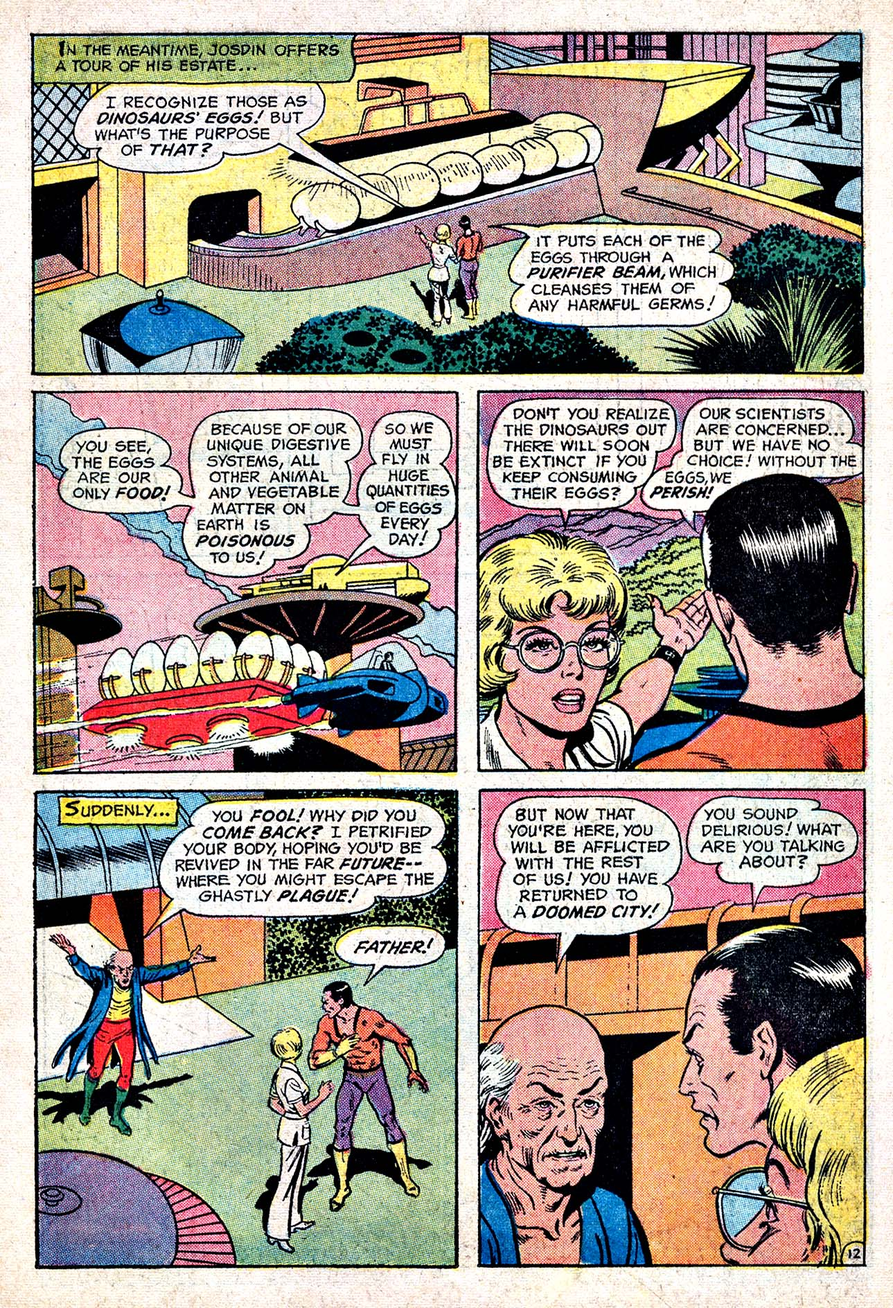Read online Action Comics (1938) comic -  Issue #412 - 16