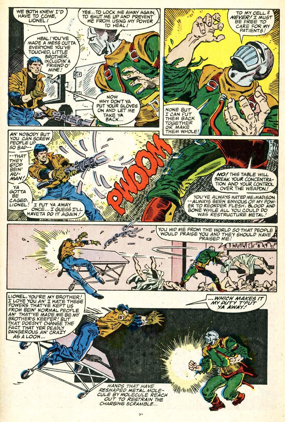 Read online Alpha Flight (1983) comic -  Issue #30 - 23