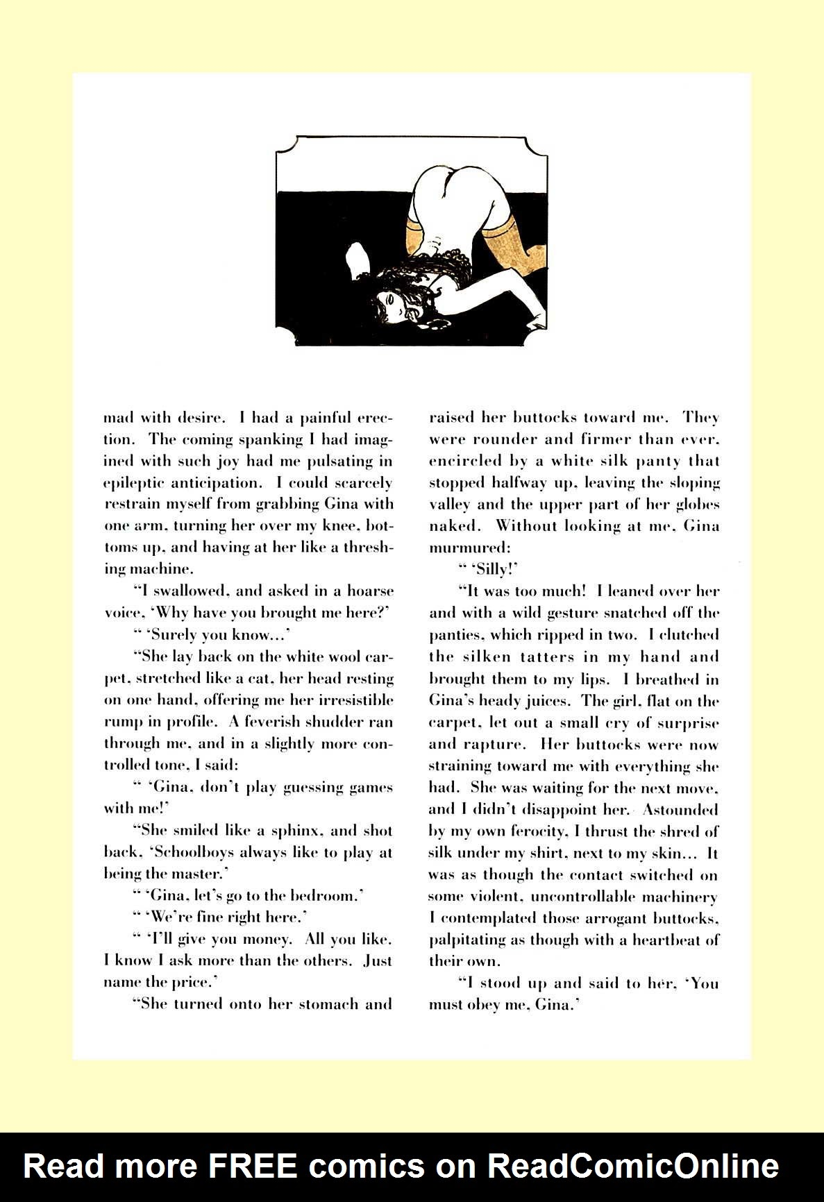 The Art of Spanking issue TPB - Page 38