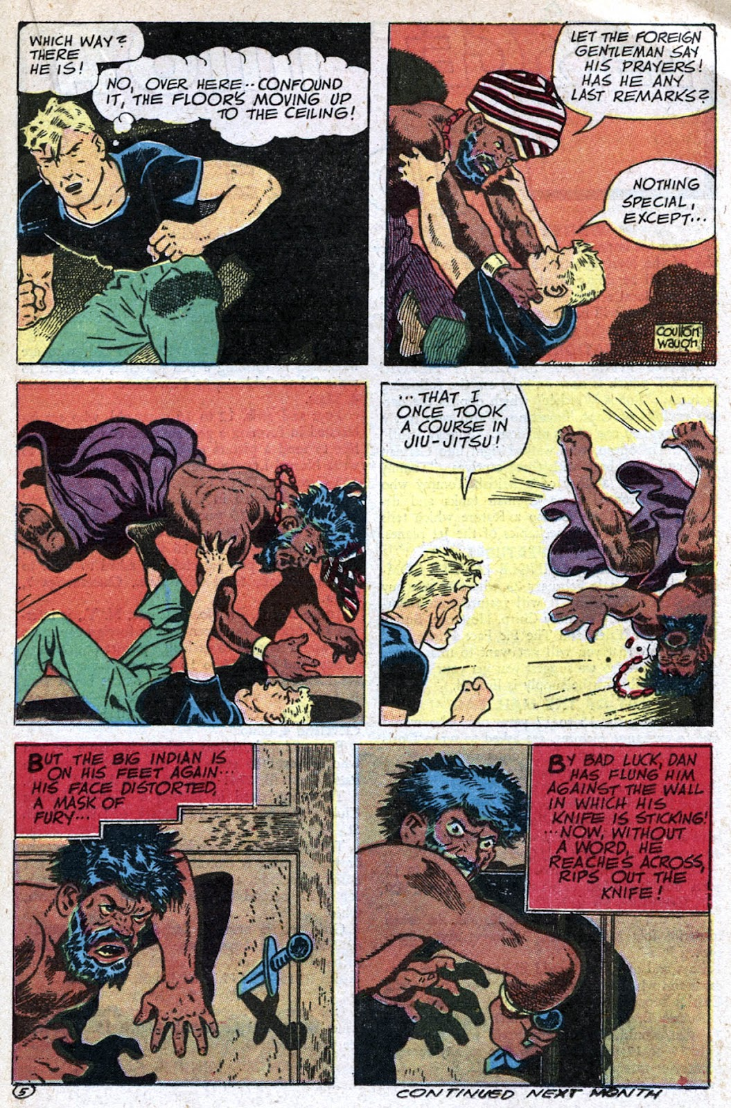 Read online Famous Funnies comic -  Issue #128 - 25