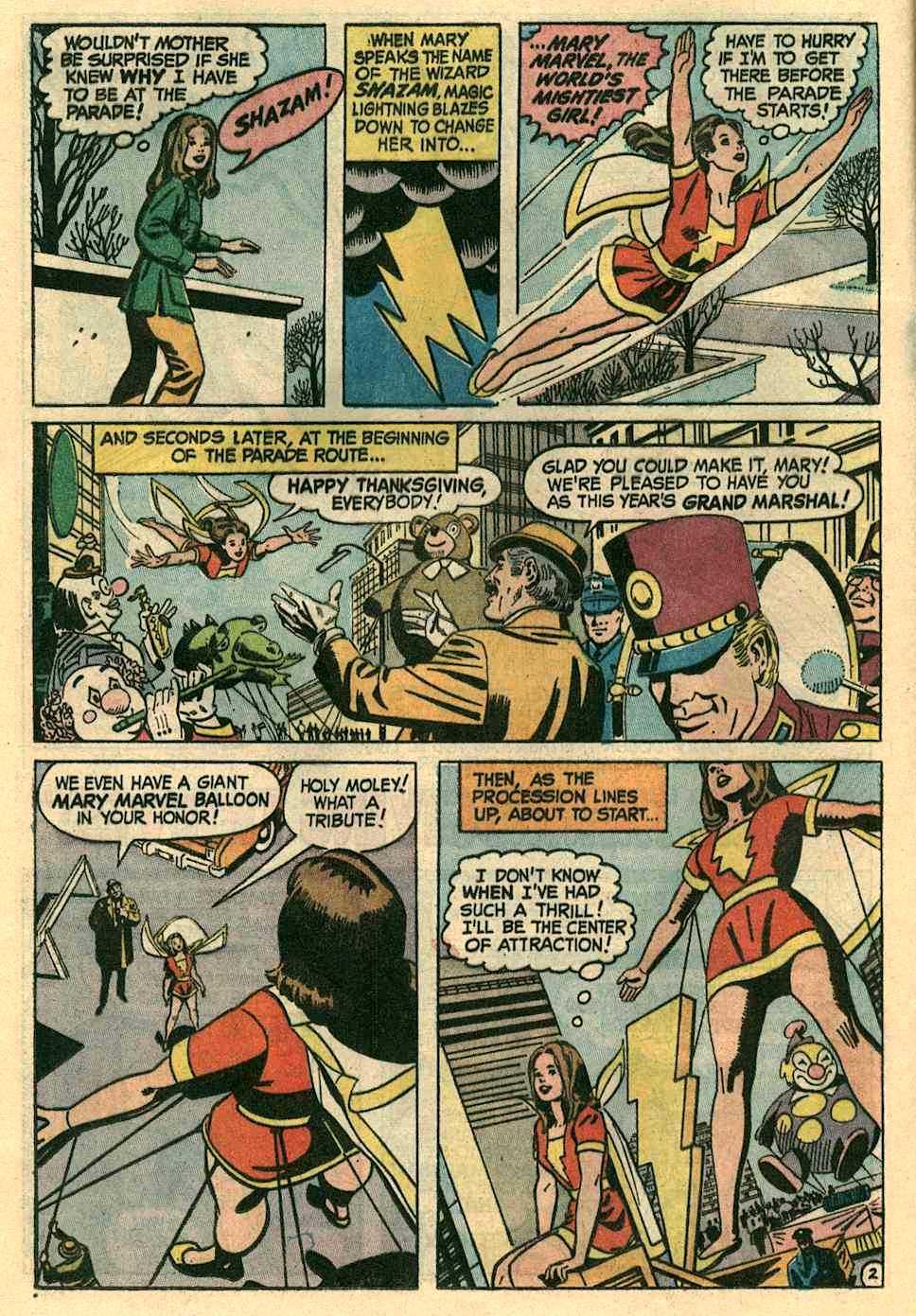 Read online Shazam! (1973) comic -  Issue #10 - 10