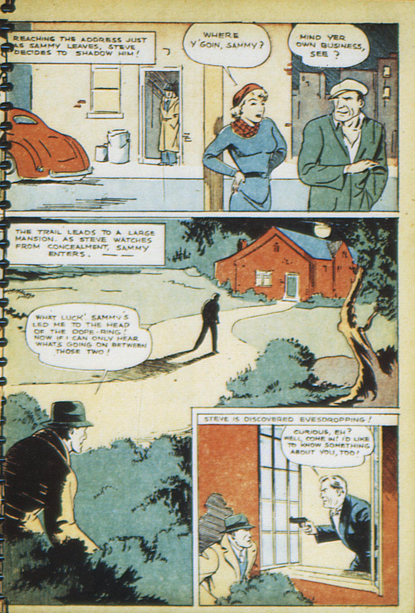 Read online Adventure Comics (1938) comic -  Issue #13 - 63