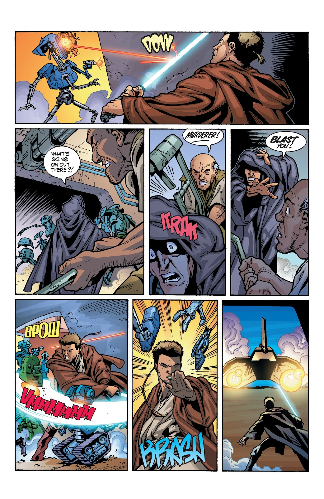 Read online Star Wars Legends: Rise of the Sith - Epic Collection comic -  Issue # TPB 1 (Part 4) - 31