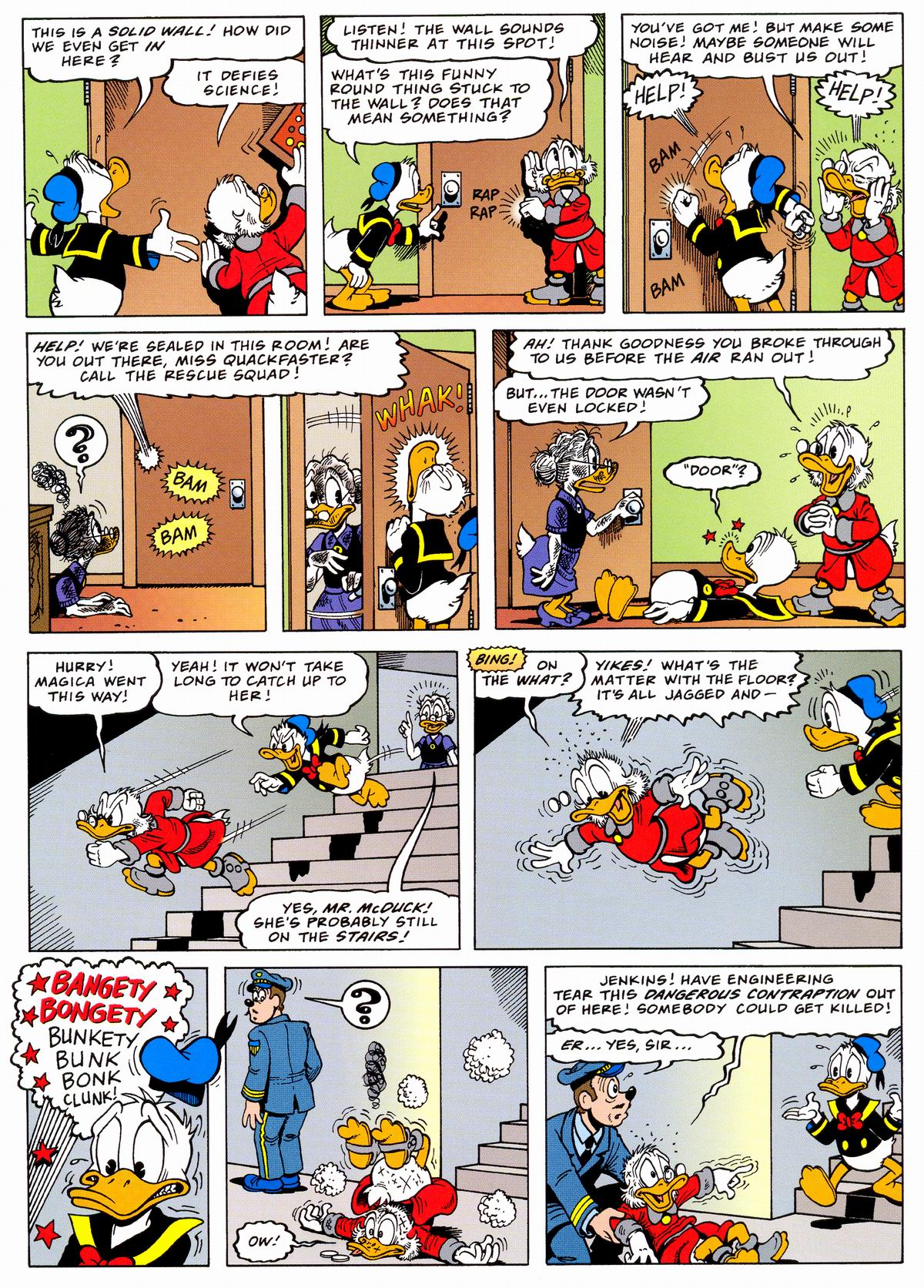 Read online Uncle Scrooge (1953) comic -  Issue #328 - 7
