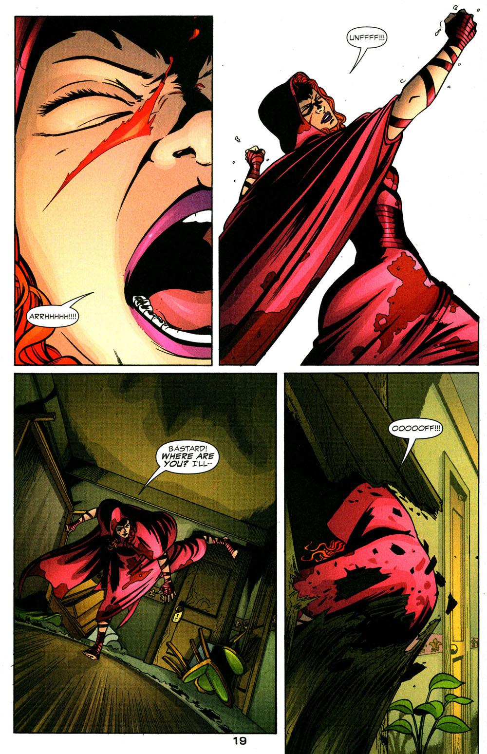 Read online Fallen Angel (2003) comic -  Issue #3 - 20