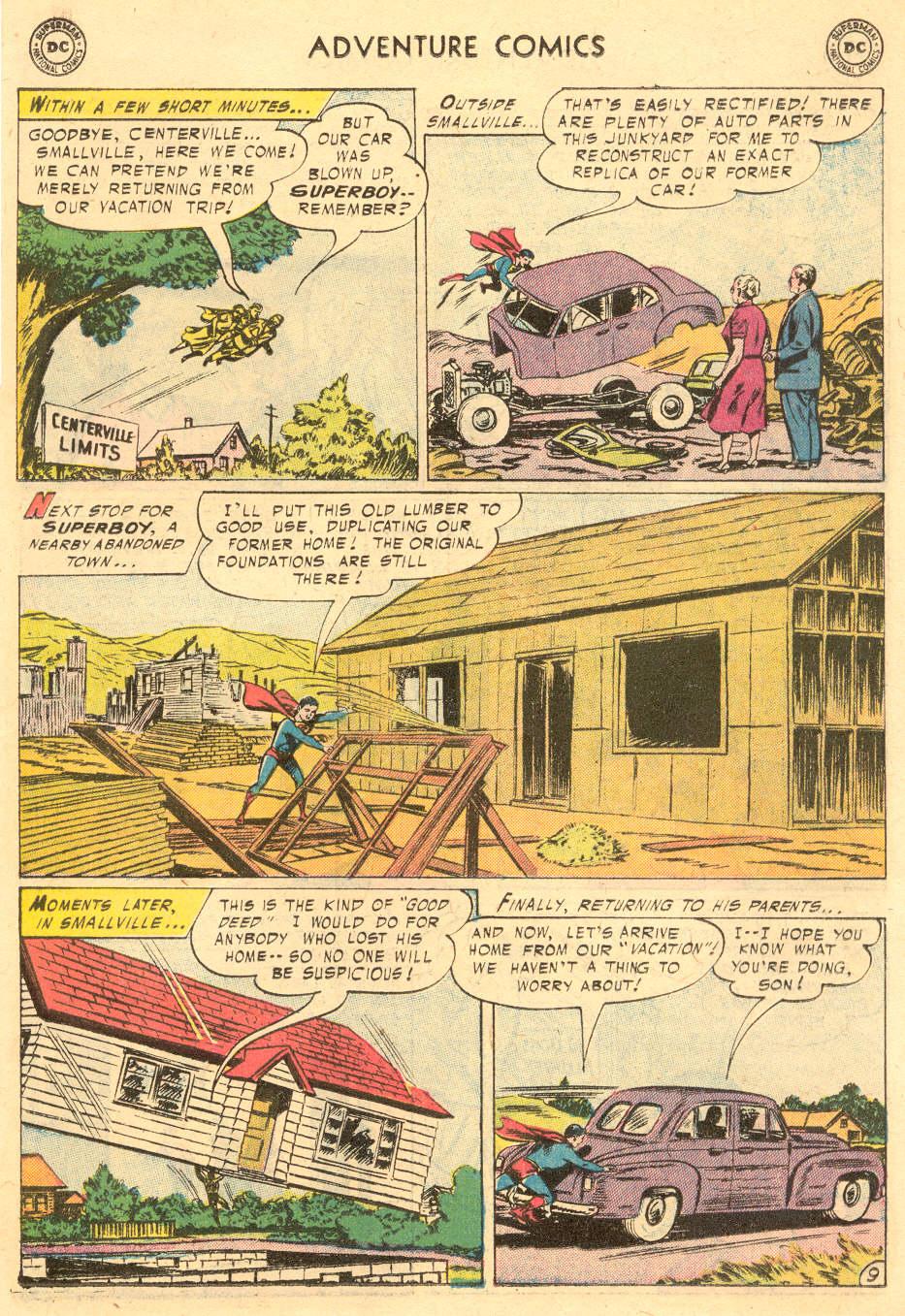 Read online Adventure Comics (1938) comic -  Issue #229 - 11