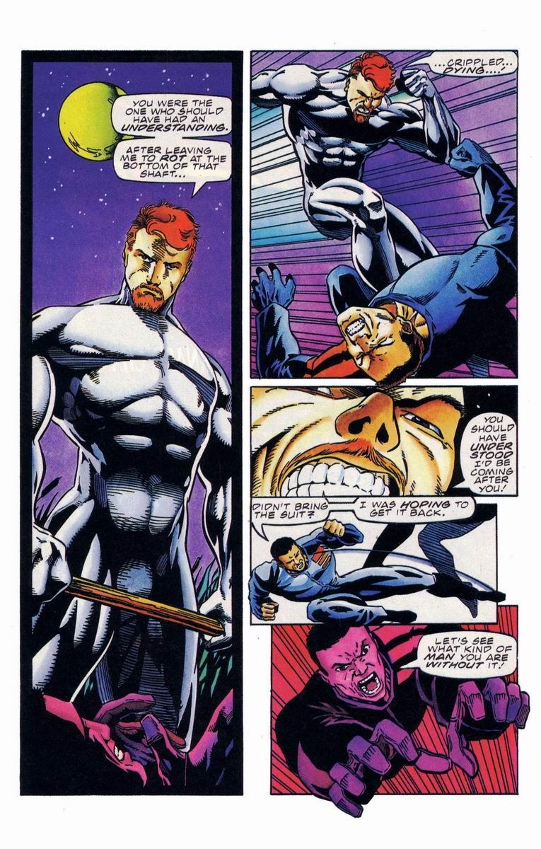 Read online Secret Weapons comic -  Issue #19 - 20