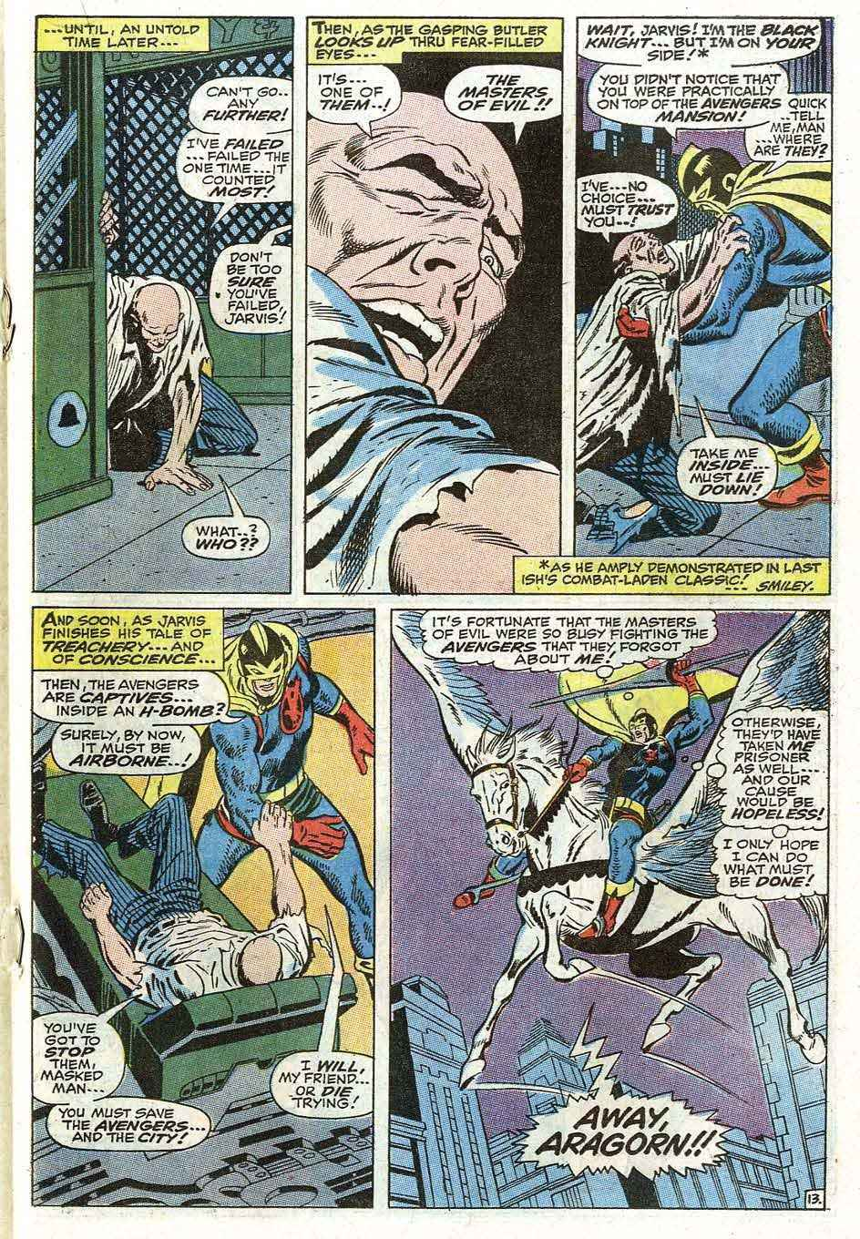 The Avengers (1963) 55 Page 18