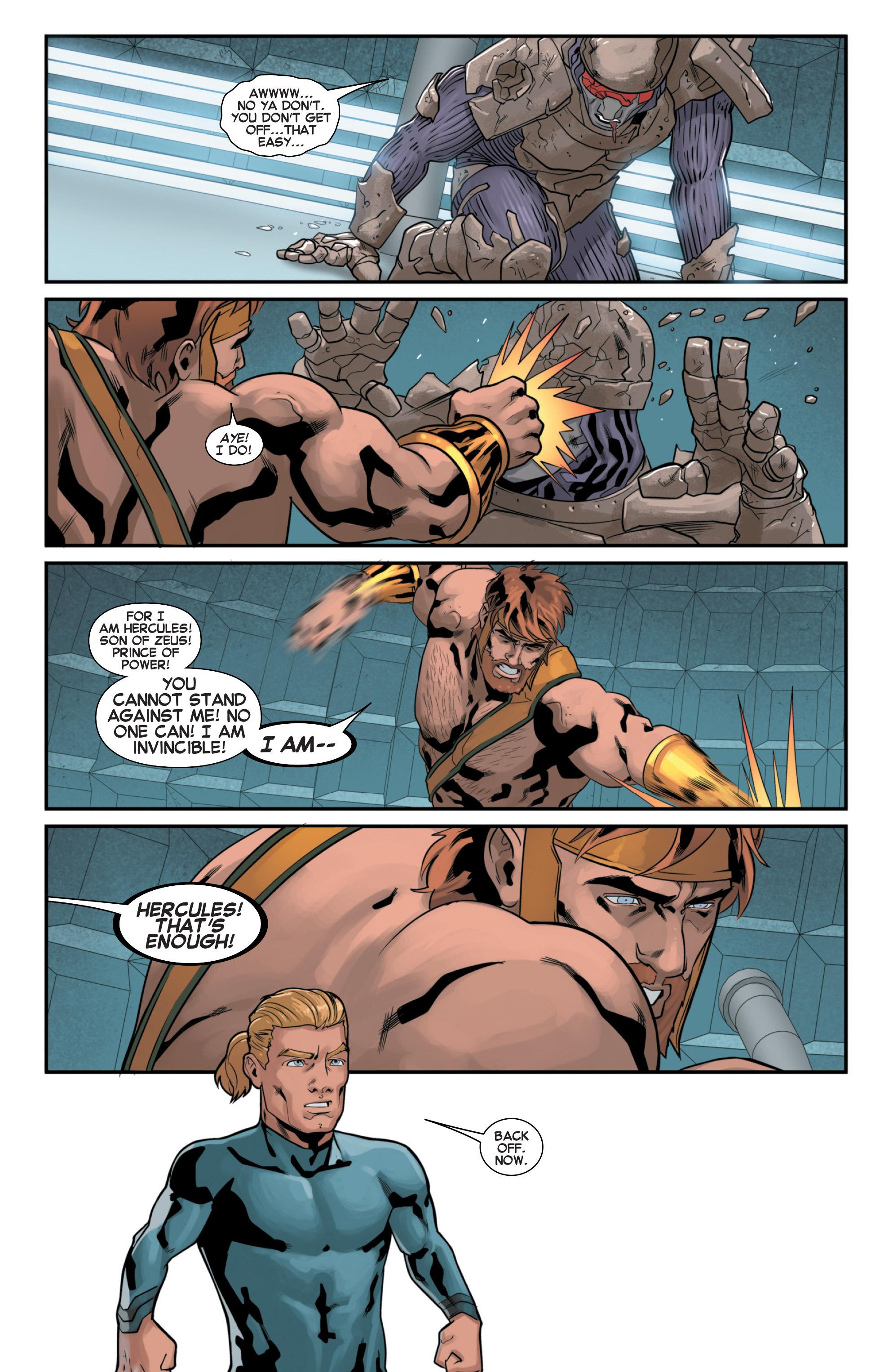 Read online Secret Wars 2099 comic -  Issue #2 - 14