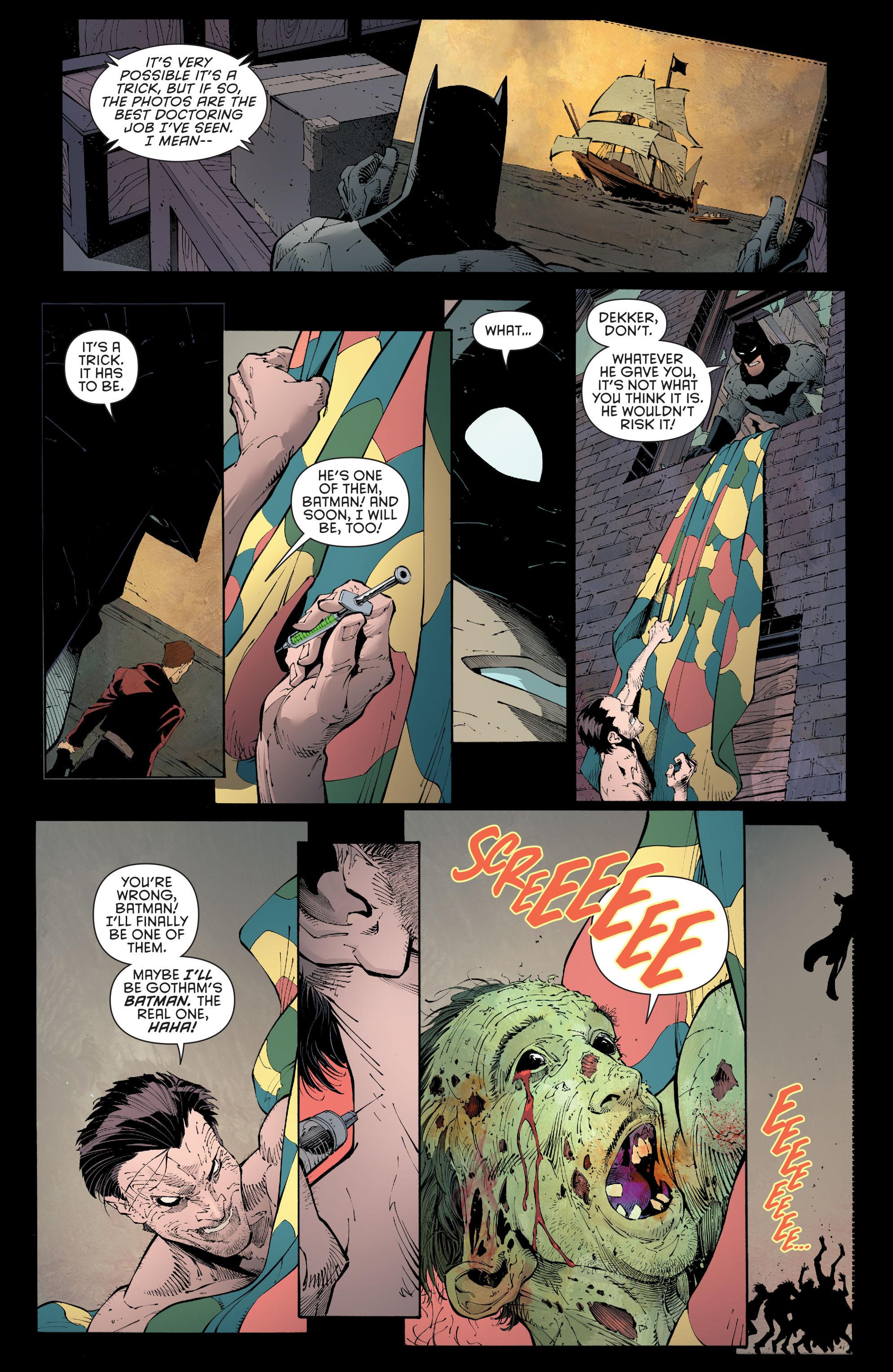 Read online Batman (2011) comic -  Issue # _TPB 7 - 98