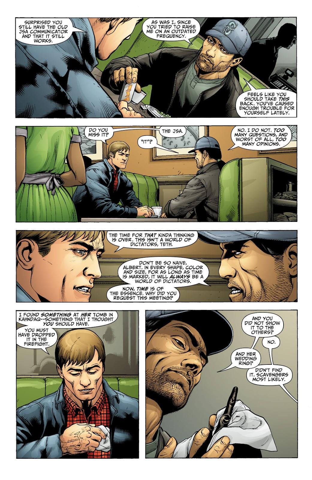 Black Adam: The Dark Age issue 5 - Page 13