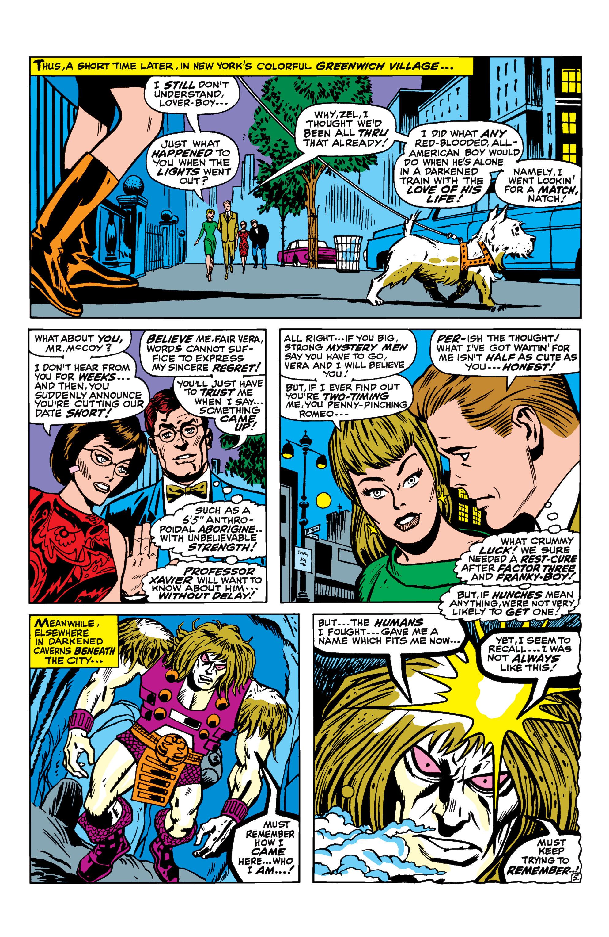 Read online Uncanny X-Men (1963) comic -  Issue #41 - 6