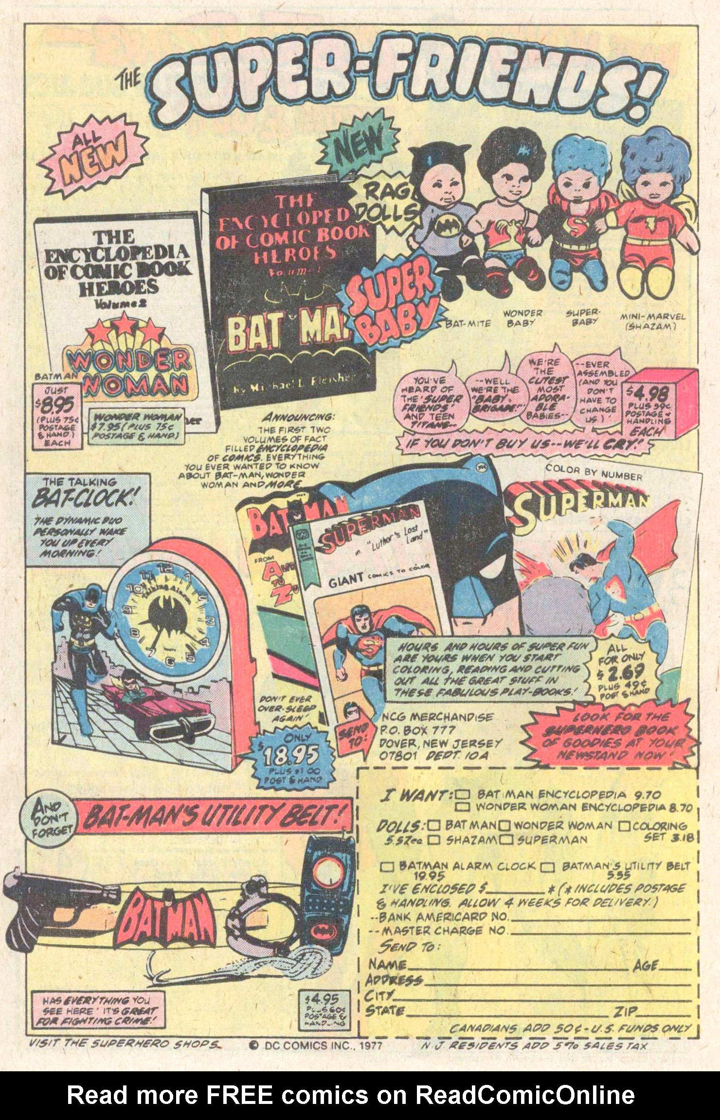 Read online Action Comics (1938) comic -  Issue #470 - 30