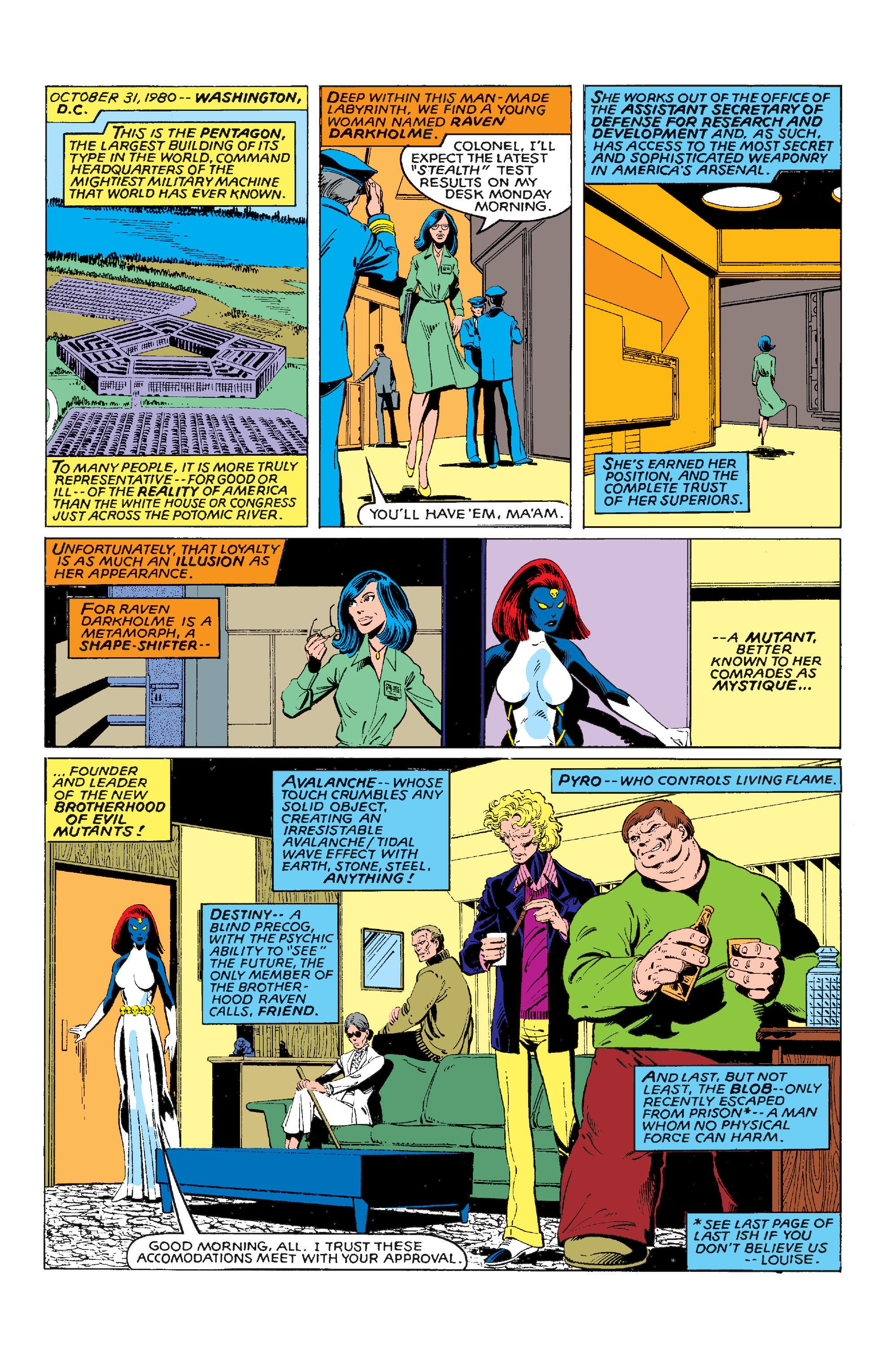 Uncanny X-Men (1963) 141 Page 18