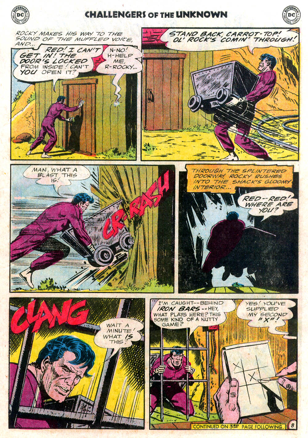 Challengers of the Unknown (1958) issue 47 - Page 22