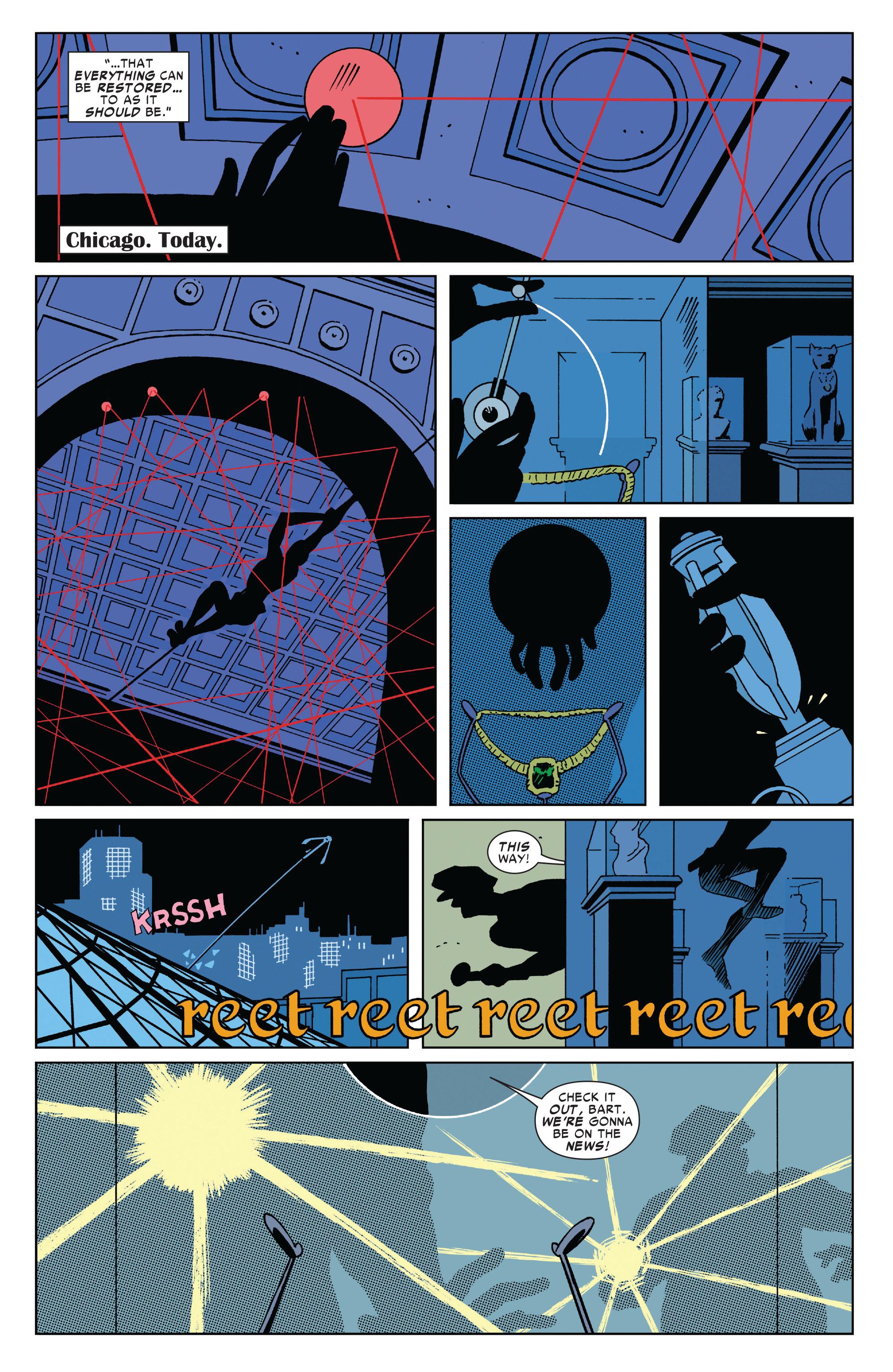 Read online Amazing Spider-Man Presents: Black Cat comic -  Issue #1 - 10