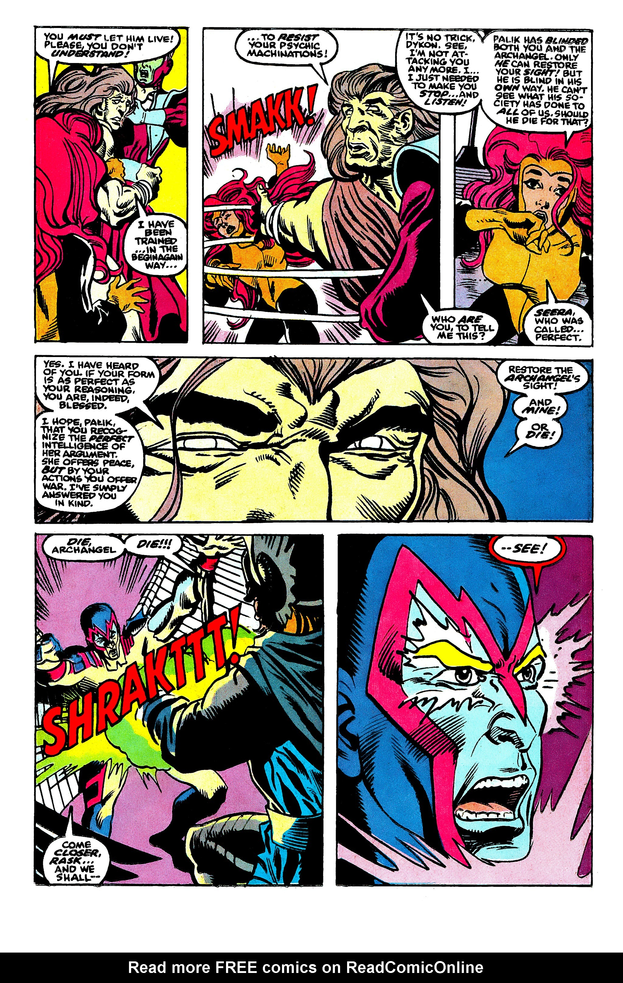 Read online X-Factor (1986) comic -  Issue #50 - 18